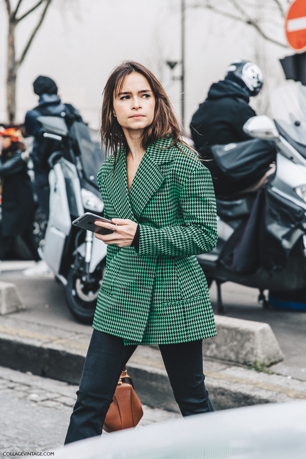 Miroslava Duma Collage Vintage