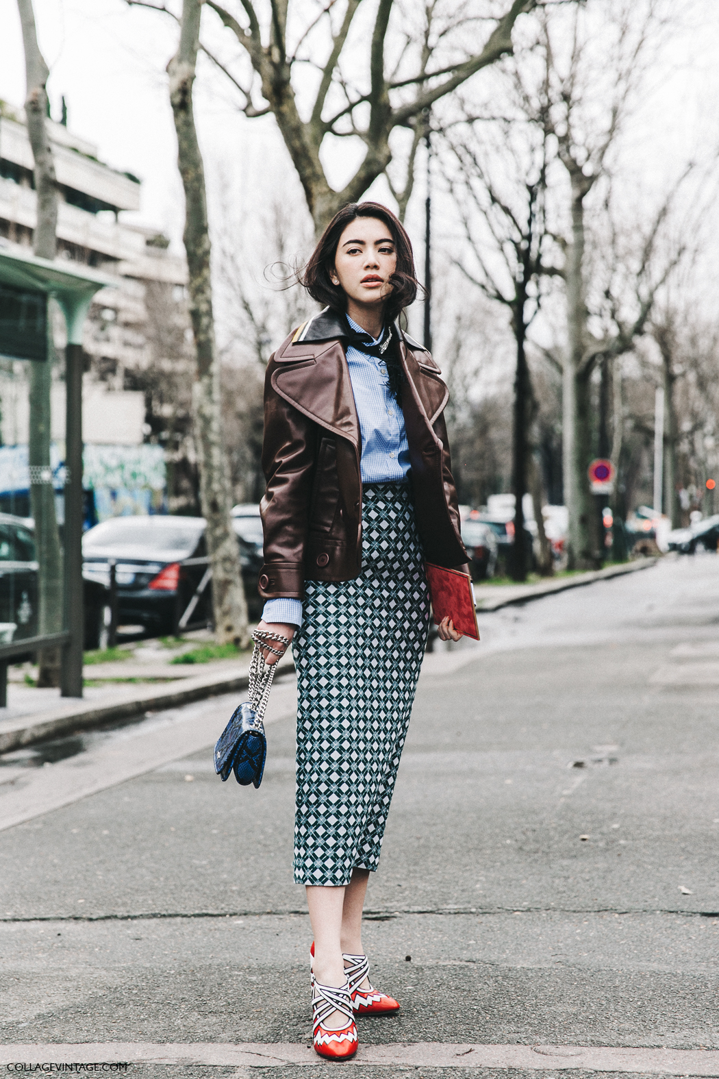 Fall Street Fashion 2013 For Girls: Street Style PFW VIII