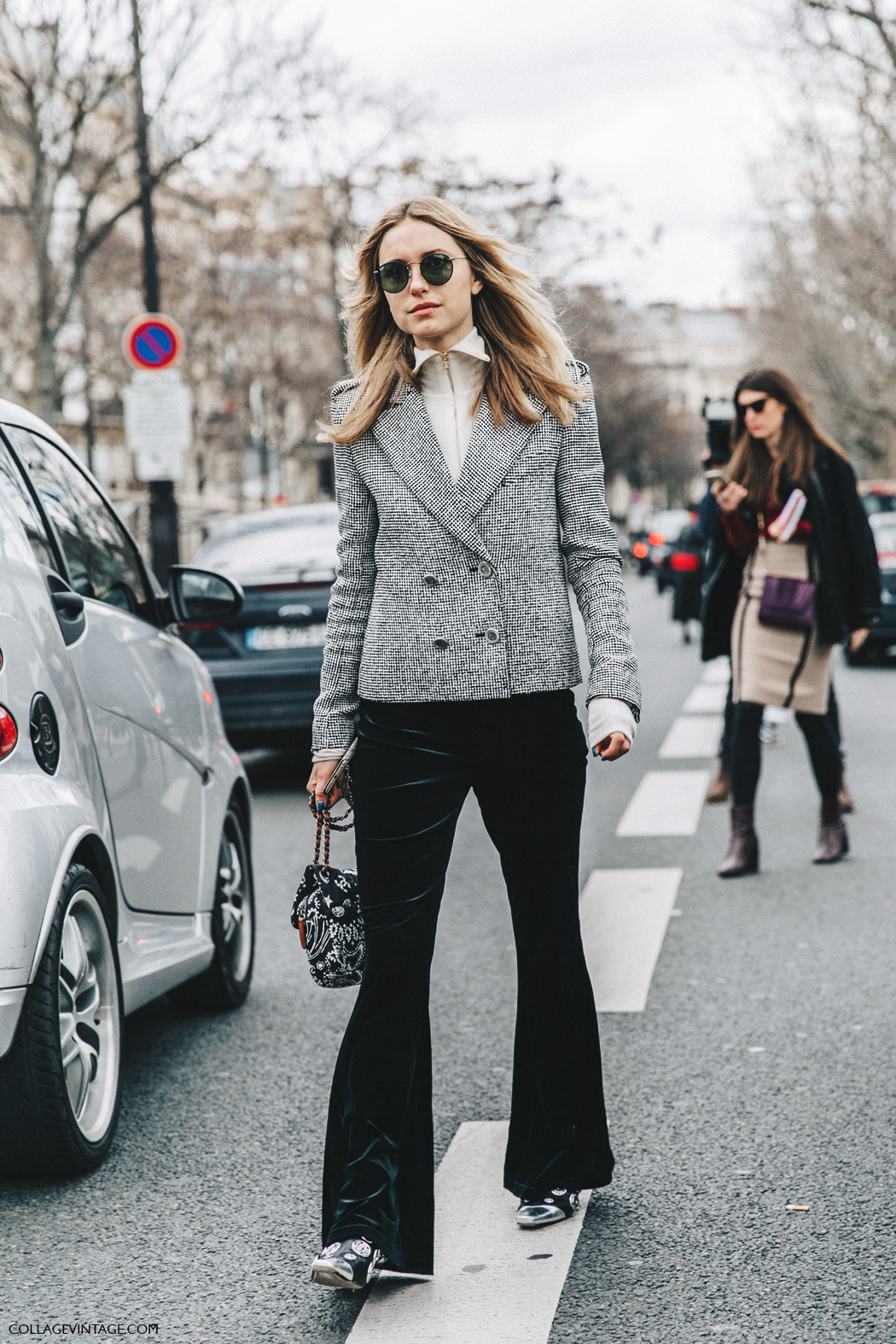 PFW-Paris_Fashion_Week_Fall_2016-Street_Style-Collage_Vintage-Pernille_Teisbaek-2