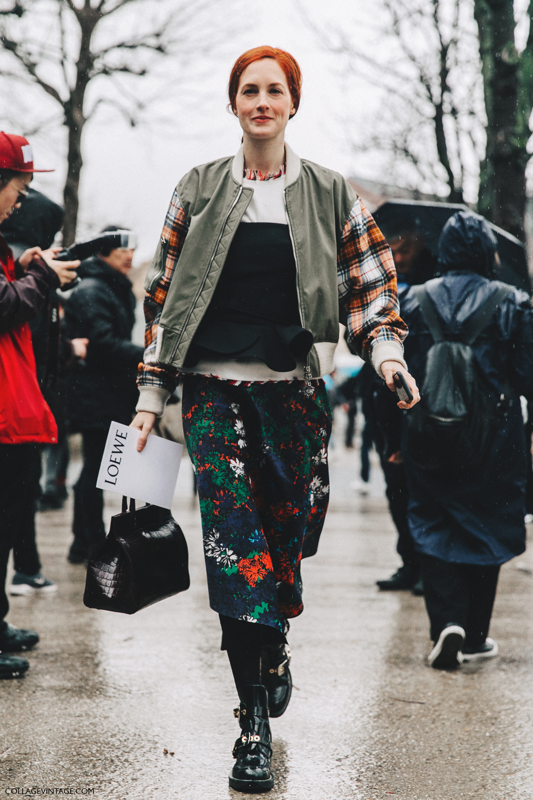 Trend Hairstyle For Man: Street Style PFW III
