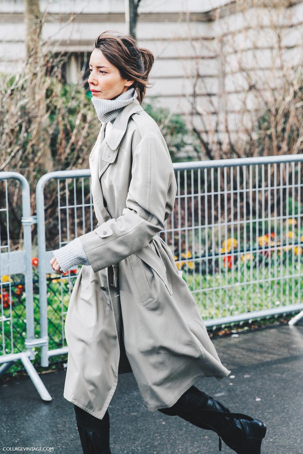 PFW-Paris_Fashion_Week_Fall_2016-Street_Style-Collage_Vintage-Trench_Coat-Chloe_1