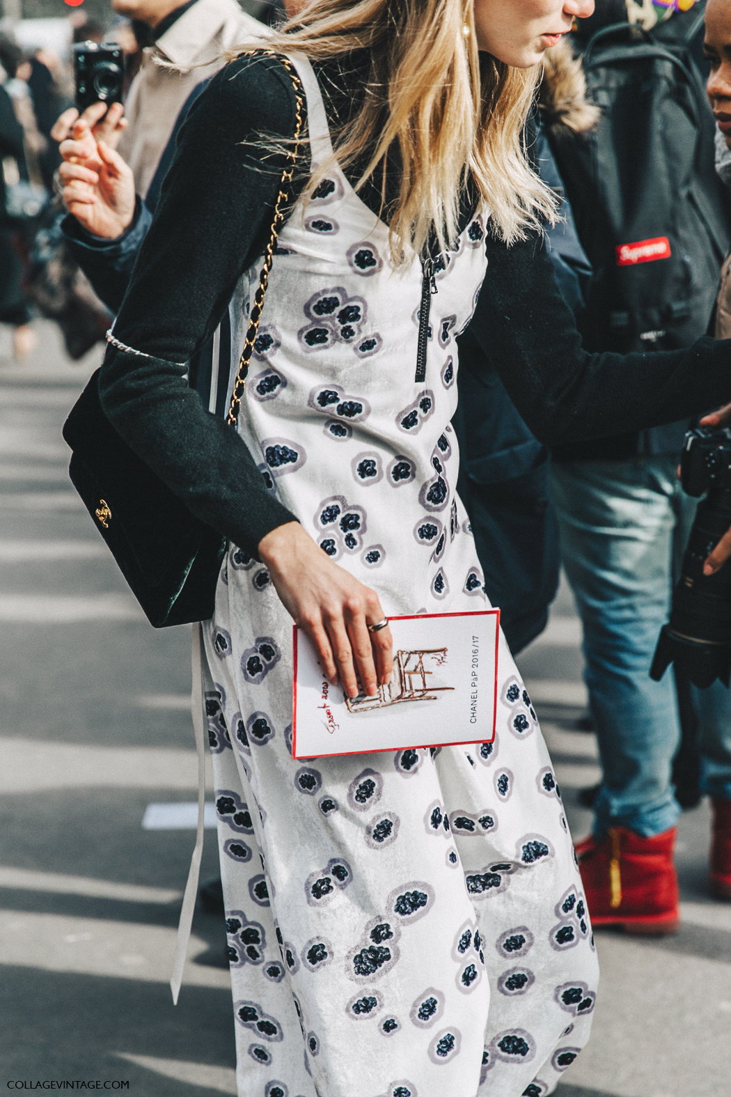PFW-Paris_Fashion_Week_Fall_2016-Street_Style-Collage_Vintage-Veronika_Heilbrunner-CHanle-