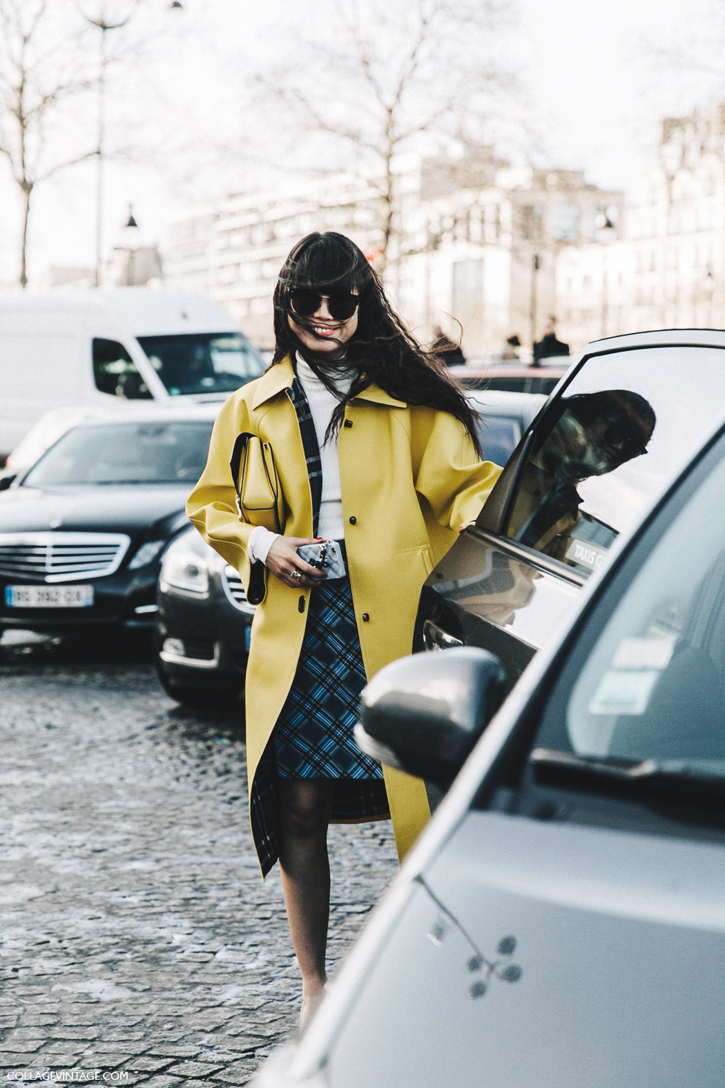 PFW-Paris_Fashion_Week_Fall_2016-Street_Style-Collage_Vintage-Yellow_COat-