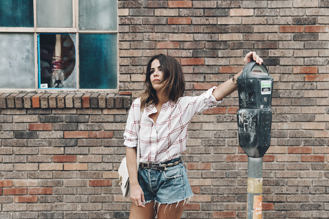 Goodnight_Macaroon-Levis_VIntage-Checked_Blouse-Pink_Shirt-Red_Heels-Marni_Sandals-Dallas-52