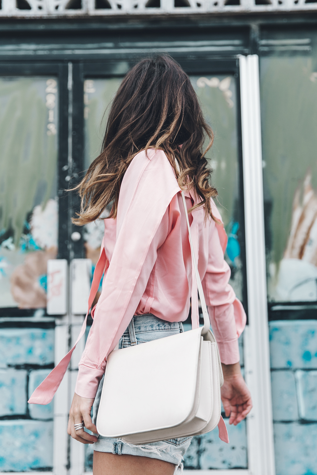 Goodnight_Macaroon-Levis_VIntage-Checked_Blouse-Pink_Shirt-Red_Heels-Marni_Sandals-Dallas-81
