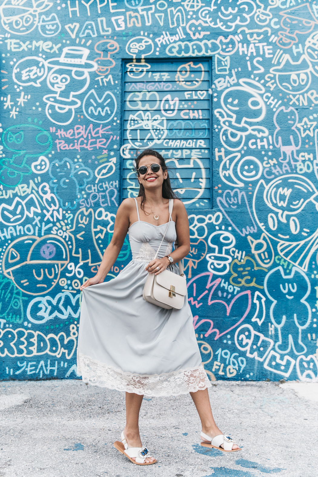 Miami-Lingerie_Dress-Marni_Sandals-Outfit-Collage_Vintage-Street_Style-Lace-22
