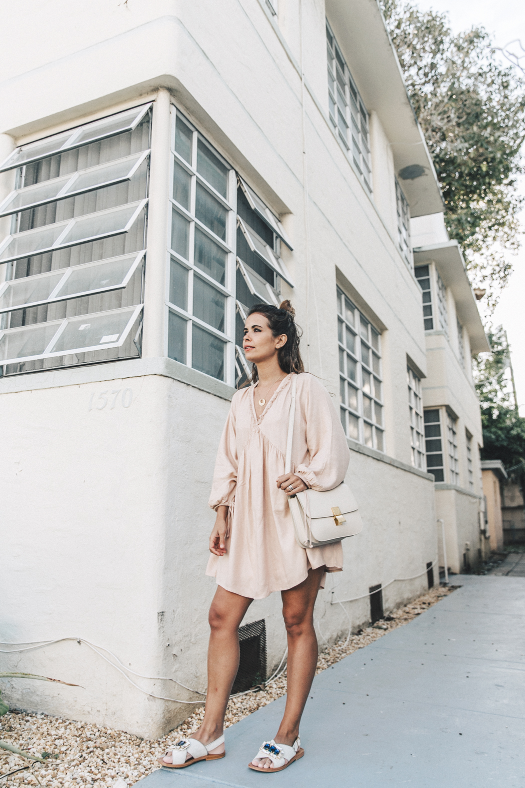 Miami-Pink_Dress-Marni_Sandals-Outfit-Collage_On_The_Road-Street_Style-34