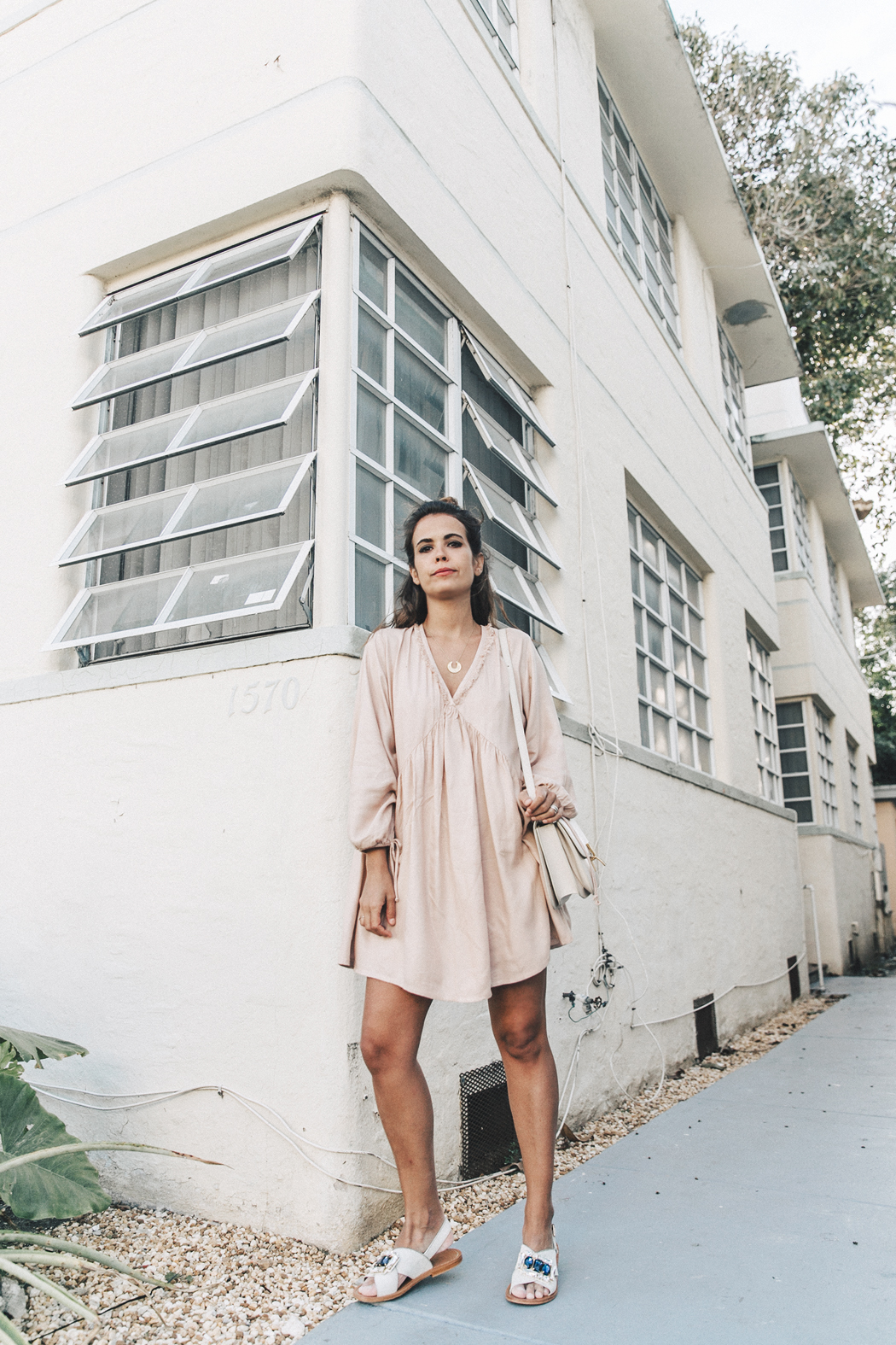 Miami-Pink_Dress-Marni_Sandals-Outfit-Collage_On_The_Road-Street_Style-35