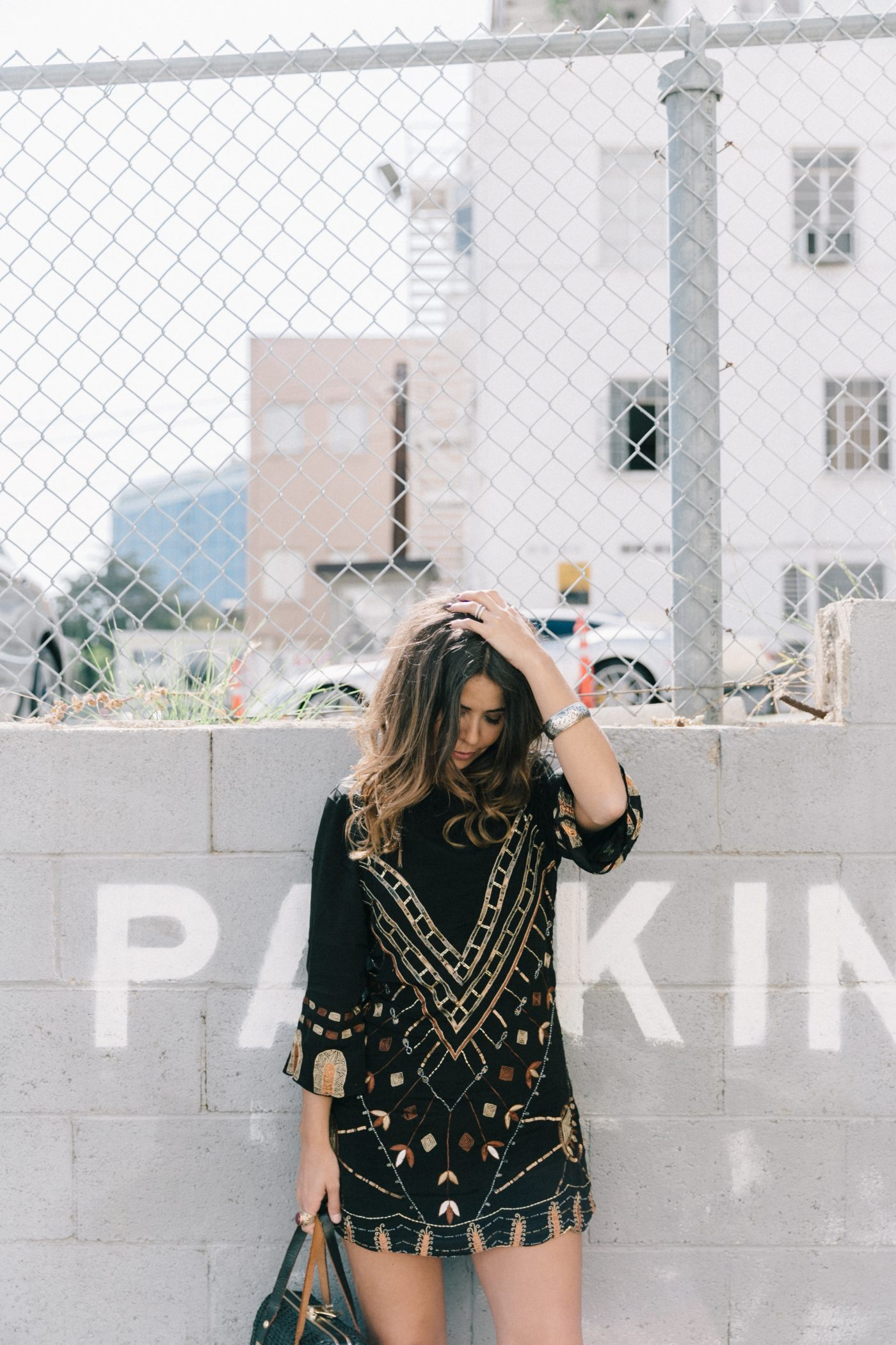 Boho_Dress-Jens_Pirate_Booty-Black_Beaded_Dress-Lace_Up_Sandals-Los_Angeles-Outfit-Collage_Vintage-65