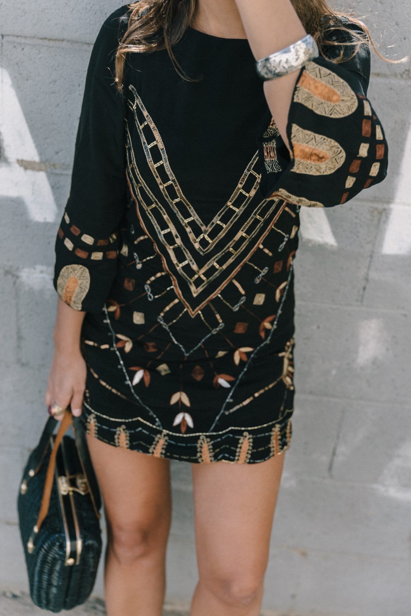 Boho_Dress-Jens_Pirate_Booty-Black_Beaded_Dress-Lace_Up_Sandals-Los_Angeles-Outfit-Collage_Vintage-72