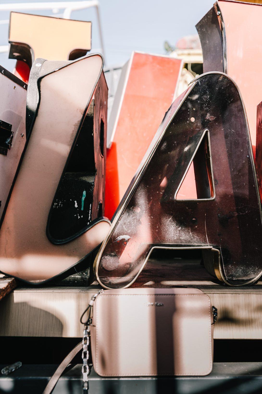 Calvin_Klein-Denim_Skirt-CK_Collection-Los_Angeles-Nick_Metropolis-Saint_Laurent_Sneakers-Pink_Bag-Outfit-Collage_Vintage--20
