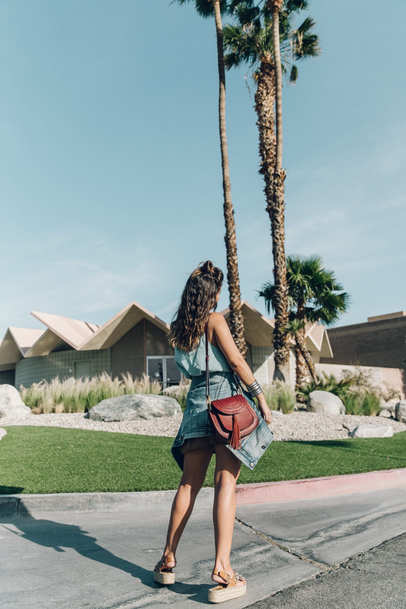Denim_Jacket-Saint_Laurent-Chloe_Top-Suede_Skirt-Chloe_Hudson_Bag-Espadrilles-Coachella-Palm_Springs-Outfit-Collage_Vintage-50