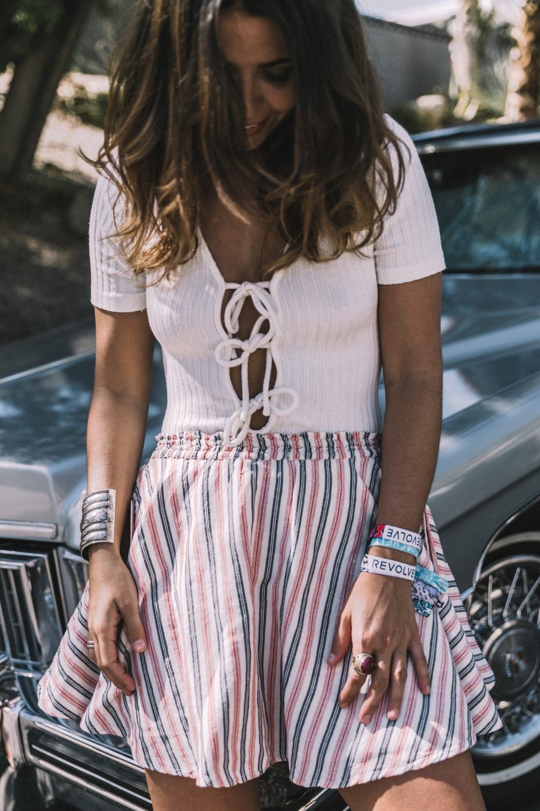 Lace_Up_Body-Privacy_Please-Revolve_Clothing-Striped_Mini_Skirt-Soludos_Espadrilles-Palm_Springs-Outfit-Collage_Vintage-9