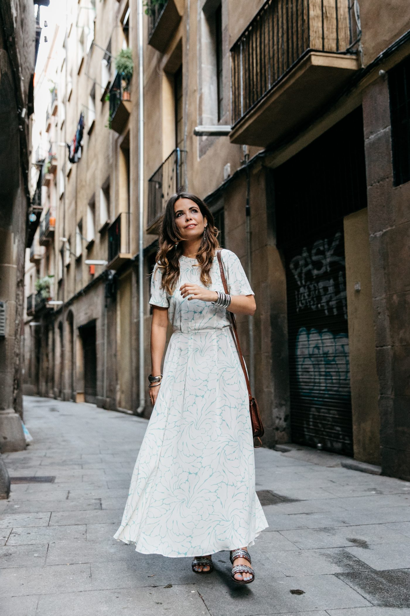 Long_Dress-HM_Leather_Bag-Maje_Sandals-Outfit-Primavera_Sound-Collage_Vintage-Street_Style-15