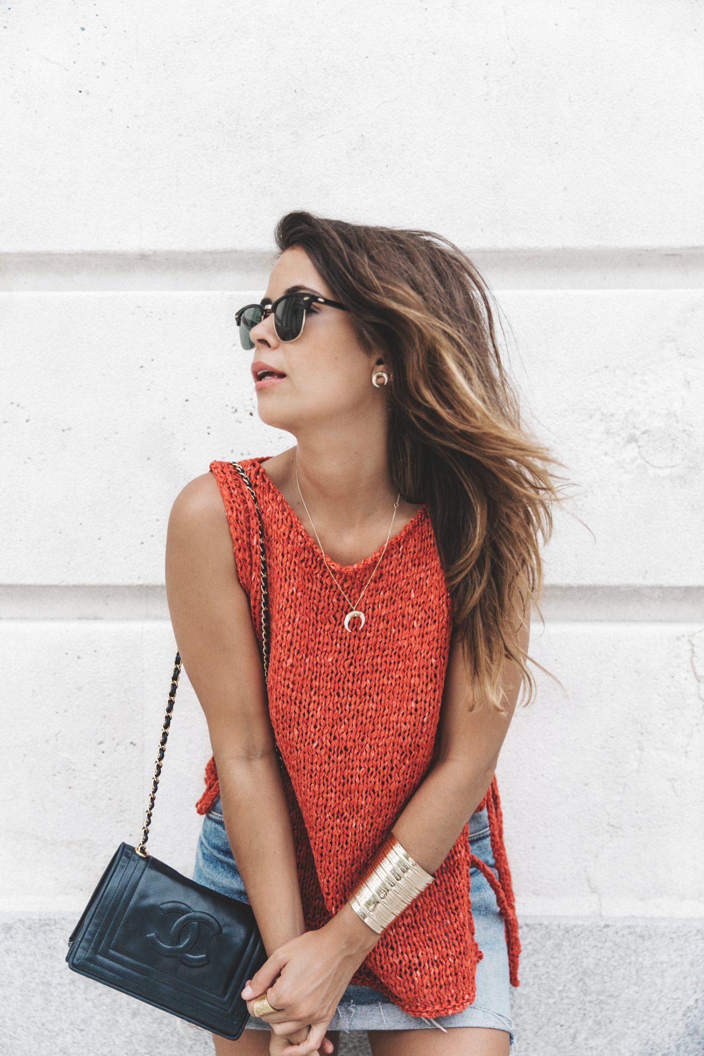 Summery_knit-Levis_Vintage_Skirt-Zalando_Espadrilles-Black_Sandals-Collage_Vintage_Horn_Necklace-Outfit-Street_Style-24