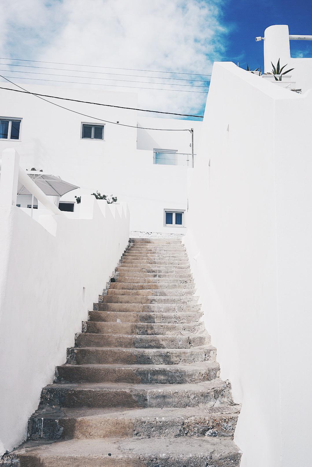 Blue_Dress-Soludos_Escapes-Soludos_Espadrilles-Canotier-Hat-Lack_Of_Color-Summer-Santorini-Collage_Vintage-146