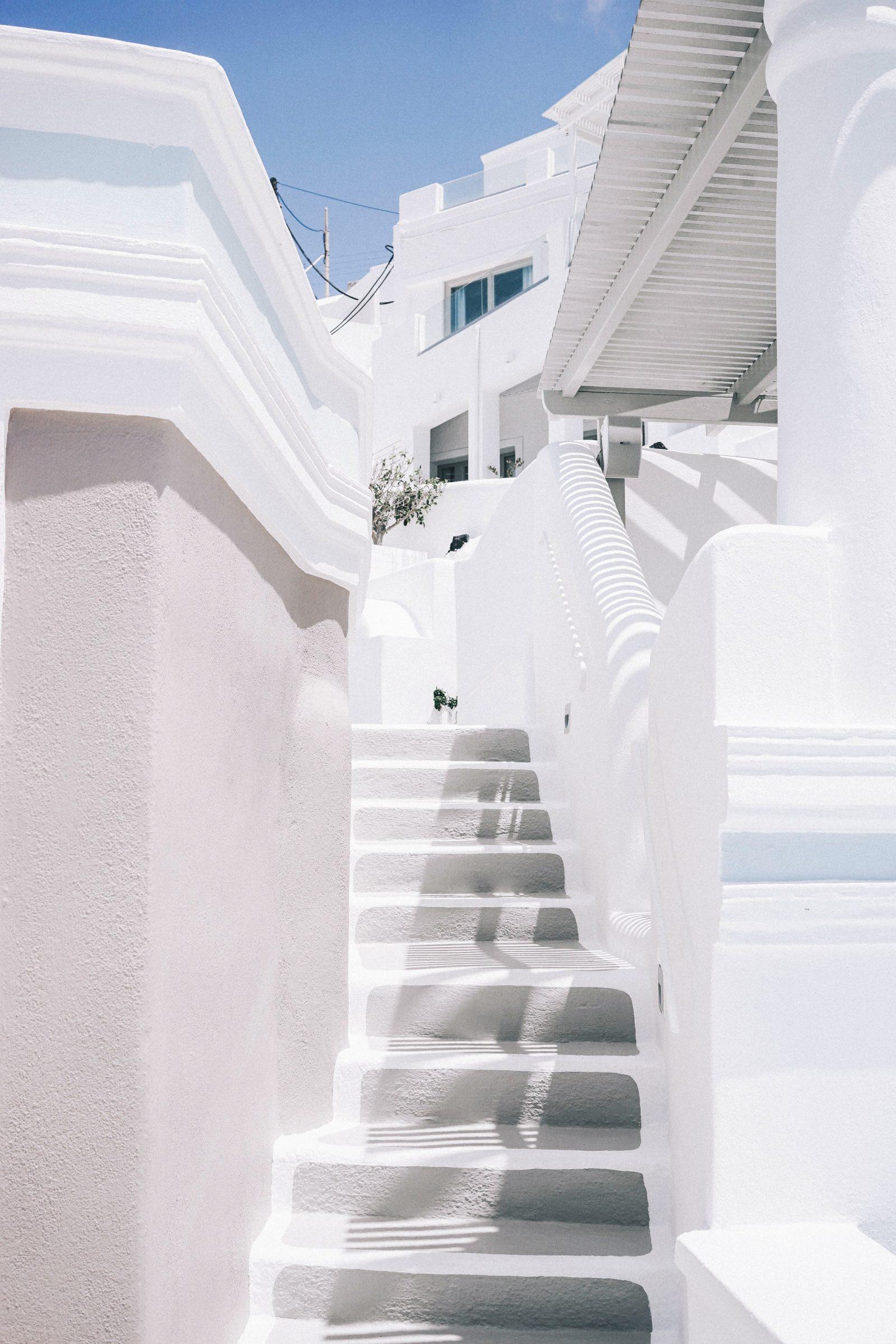 Blue_Dress-Soludos_Escapes-Soludos_Espadrilles-Canotier-Hat-Lack_Of_Color-Summer-Santorini-Collage_Vintage-150