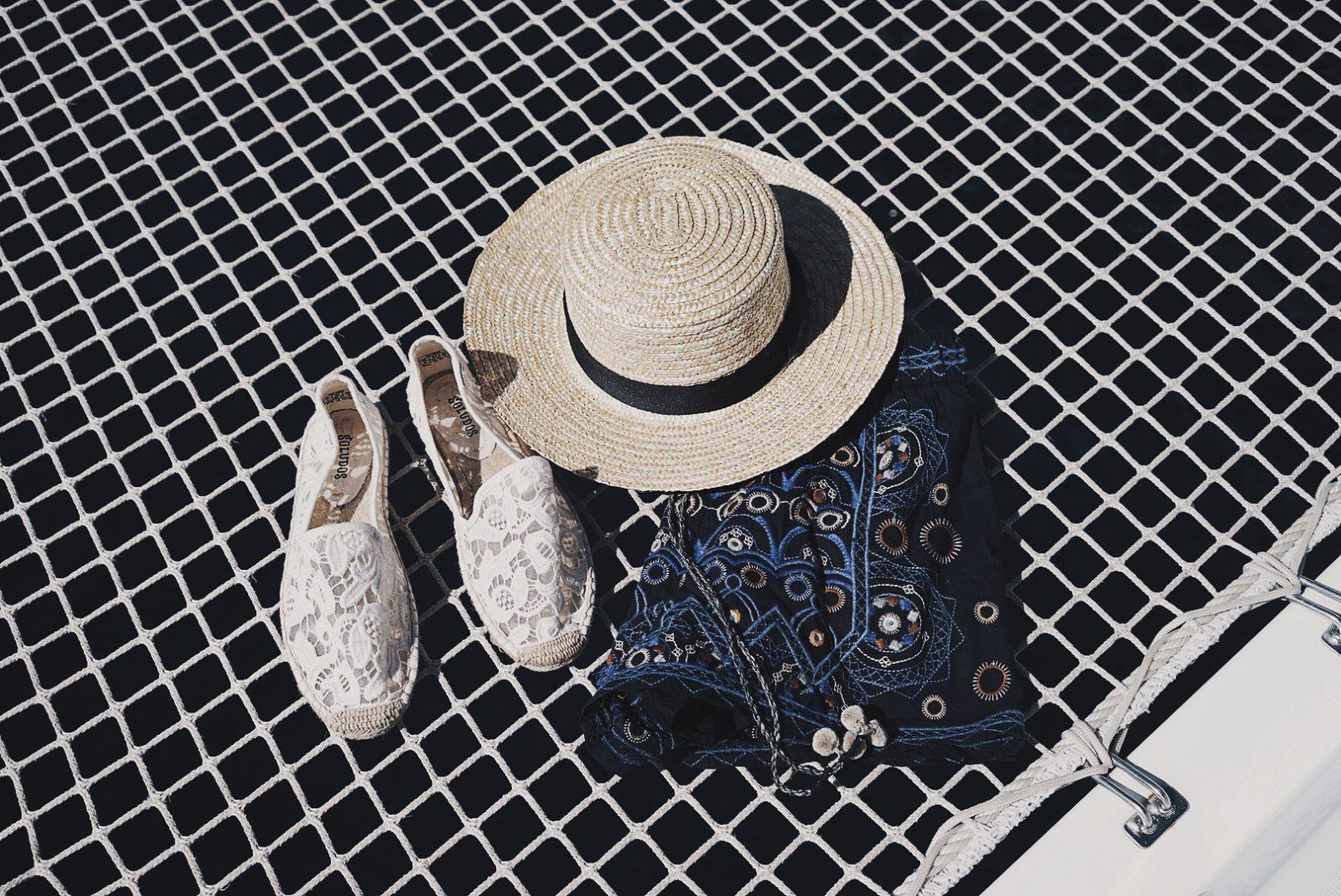 Soludos_Escapes-Boat_Trip-Bikini-Summer_Look-Santorini_Greece-GRLFRND_Jeans-Off_The_Shoulders-Collage_Vintage-Street_Style-Soludos_Espadrilles-43