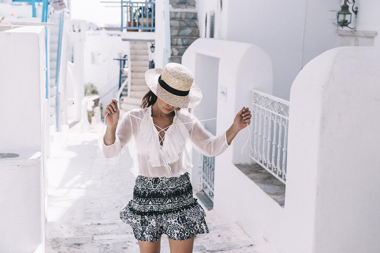 Lace_up_Blouse-Ralph_Lauren-Soludos_Espadrilles-Soludos_Escapes-Skirt-Straw_Hat-Canotier-Lack_Of_Color-Street_Style-Mykonos-Greece-Collage_Vintage-69