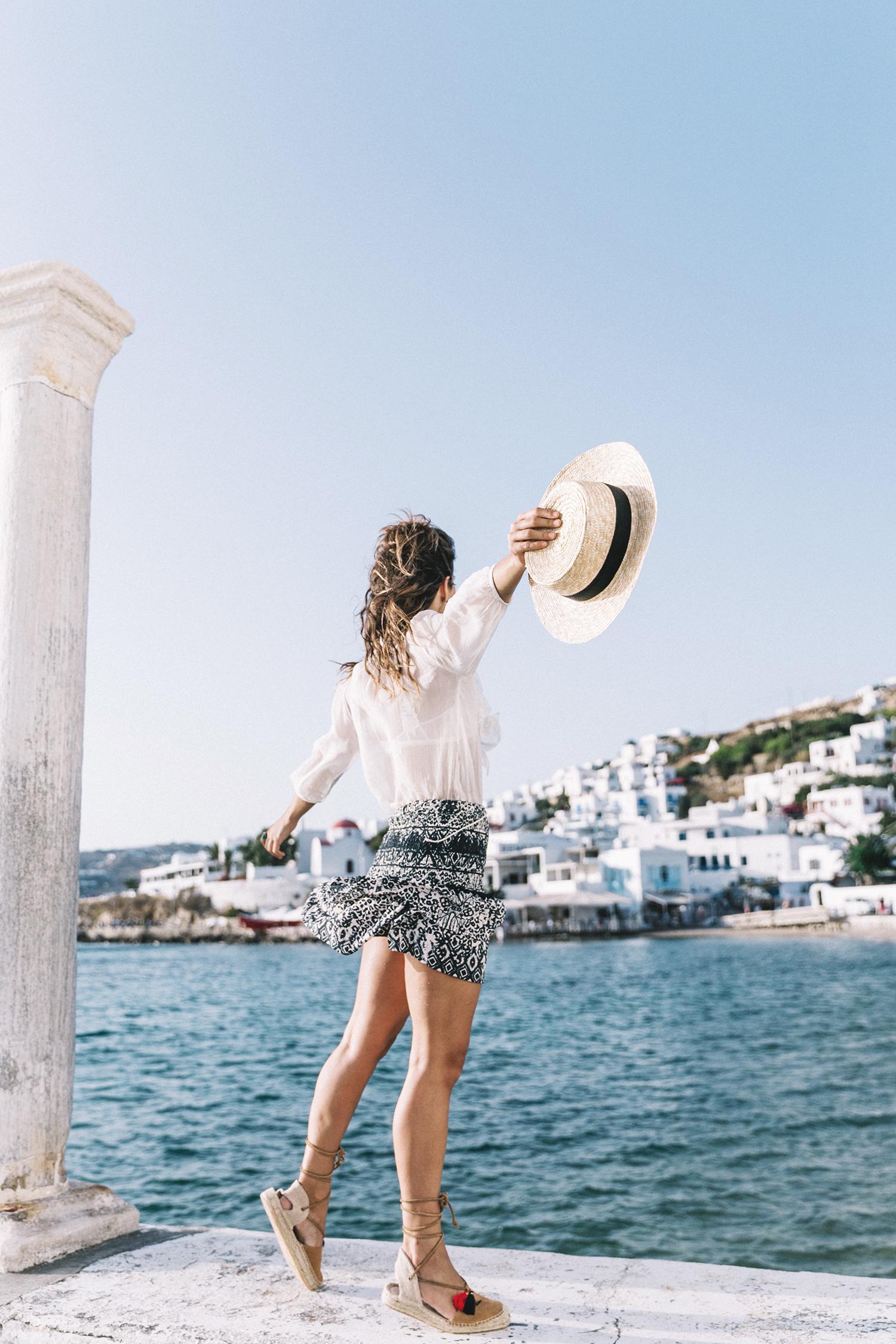 Lace_up_Blouse-Ralph_Lauren-Soludos_Espadrilles-Soludos_Escapes-Skirt-Straw_Hat-Canotier-Lack_Of_Color-Street_Style-Mykonos-Greece-Collage_Vintage-87