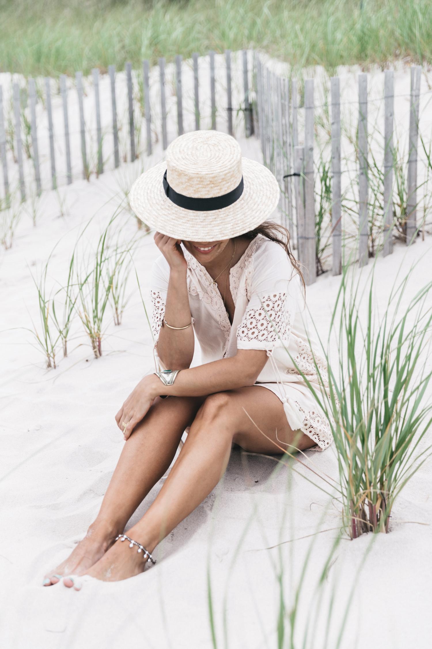 Revolve_in_The_Hamptons-Revolve_Clothing-Collage_Vintage-Cream_Dress-Tularosa-Canotier-41