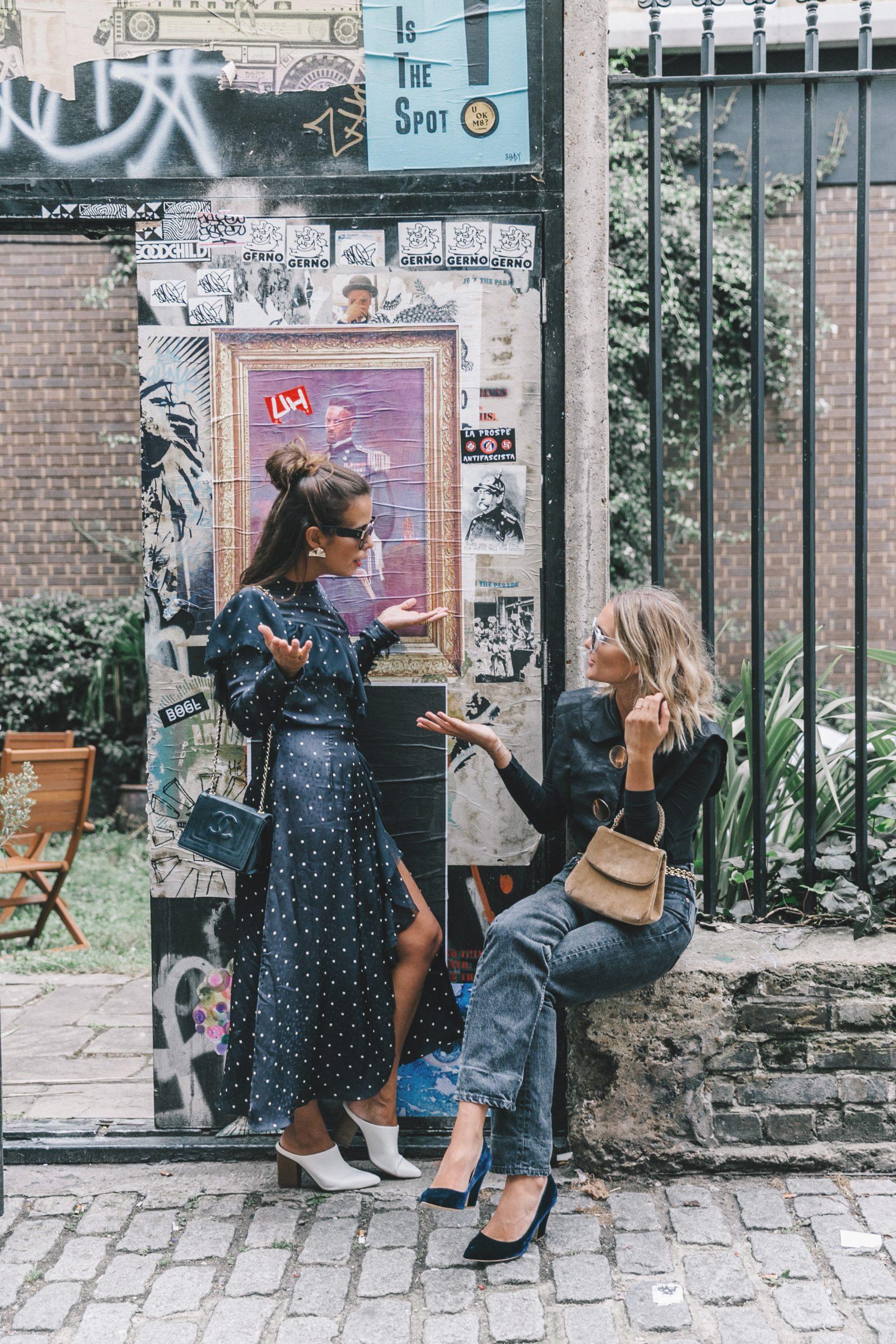 lfw-london_fashion_week_ss17-street_style-outfits-collage_vintage-vintage-topshop_unique-polka_dot_dress-white_mules-topshop_boutique-adenorah-48
