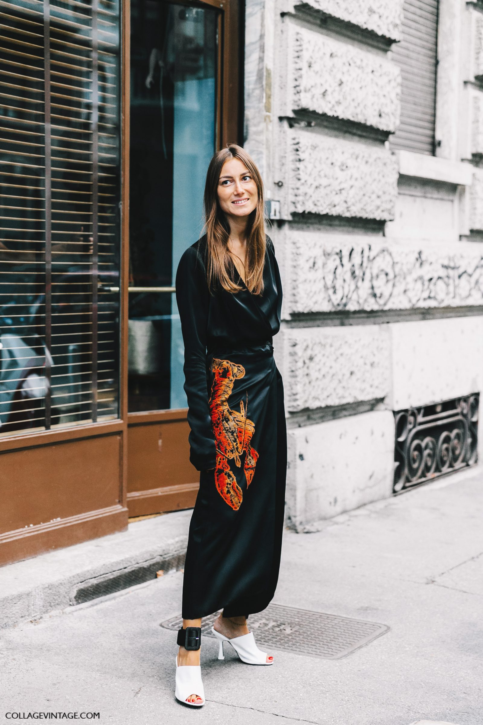 Street Style At London Fashion Week With Anouk: MFW Street Style