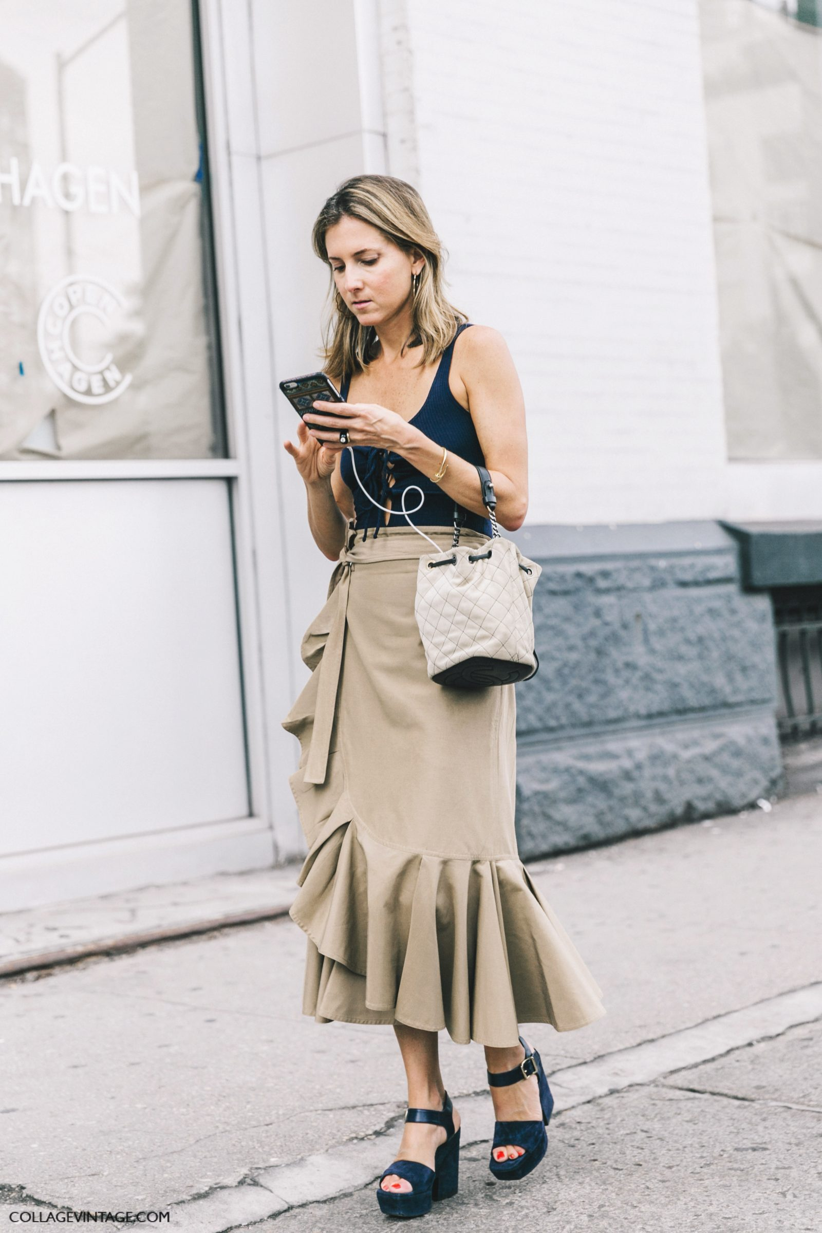 New York Fashion Street Style