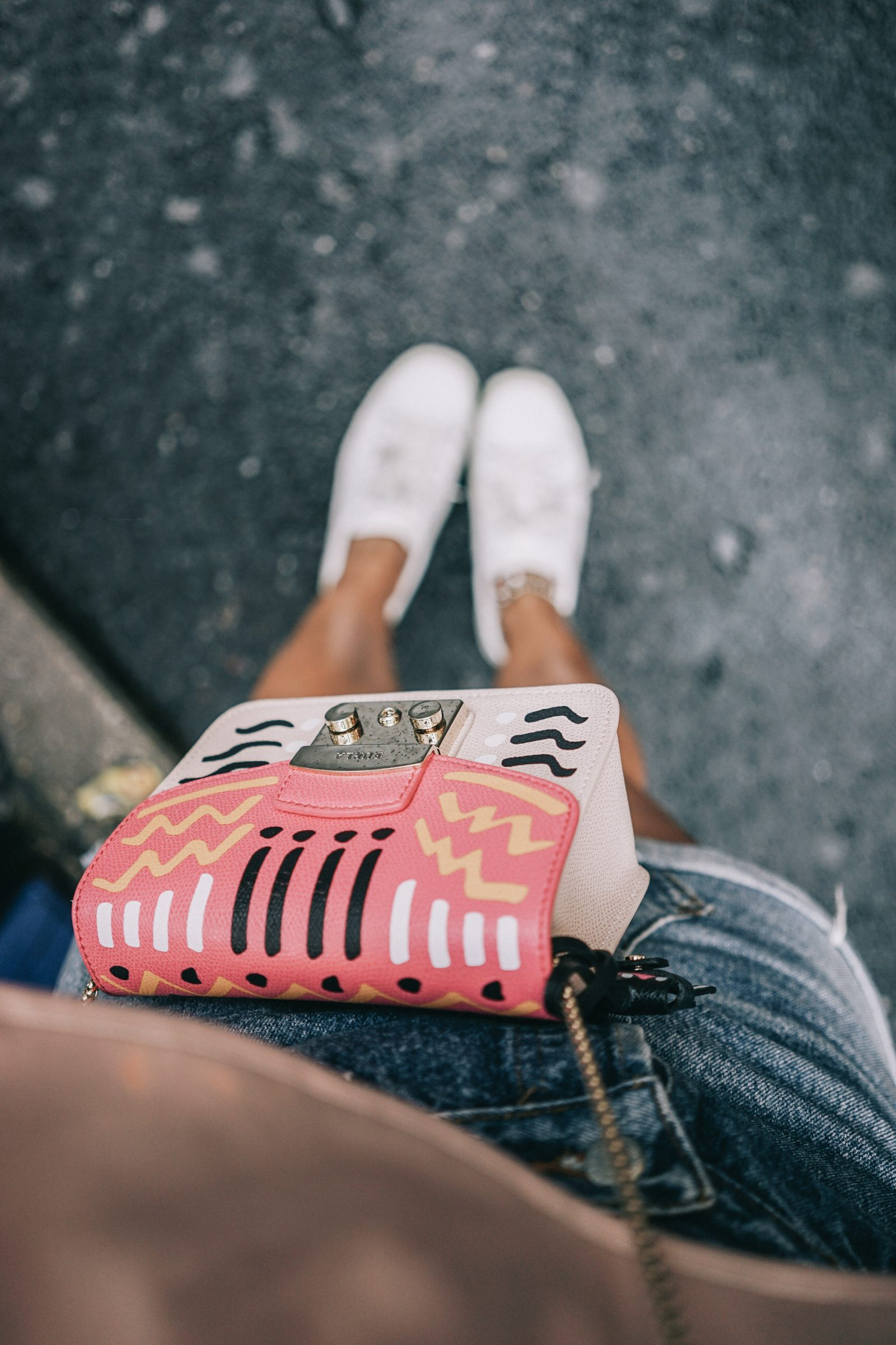 Tokyo_Travel_Guide-Fish_Market-Harajuku-Levis_Denim_Skirt-Off_The_Shoulders_Top-YSL_Sneakers-Outfit-Collage_Vintage-Street_Style-132