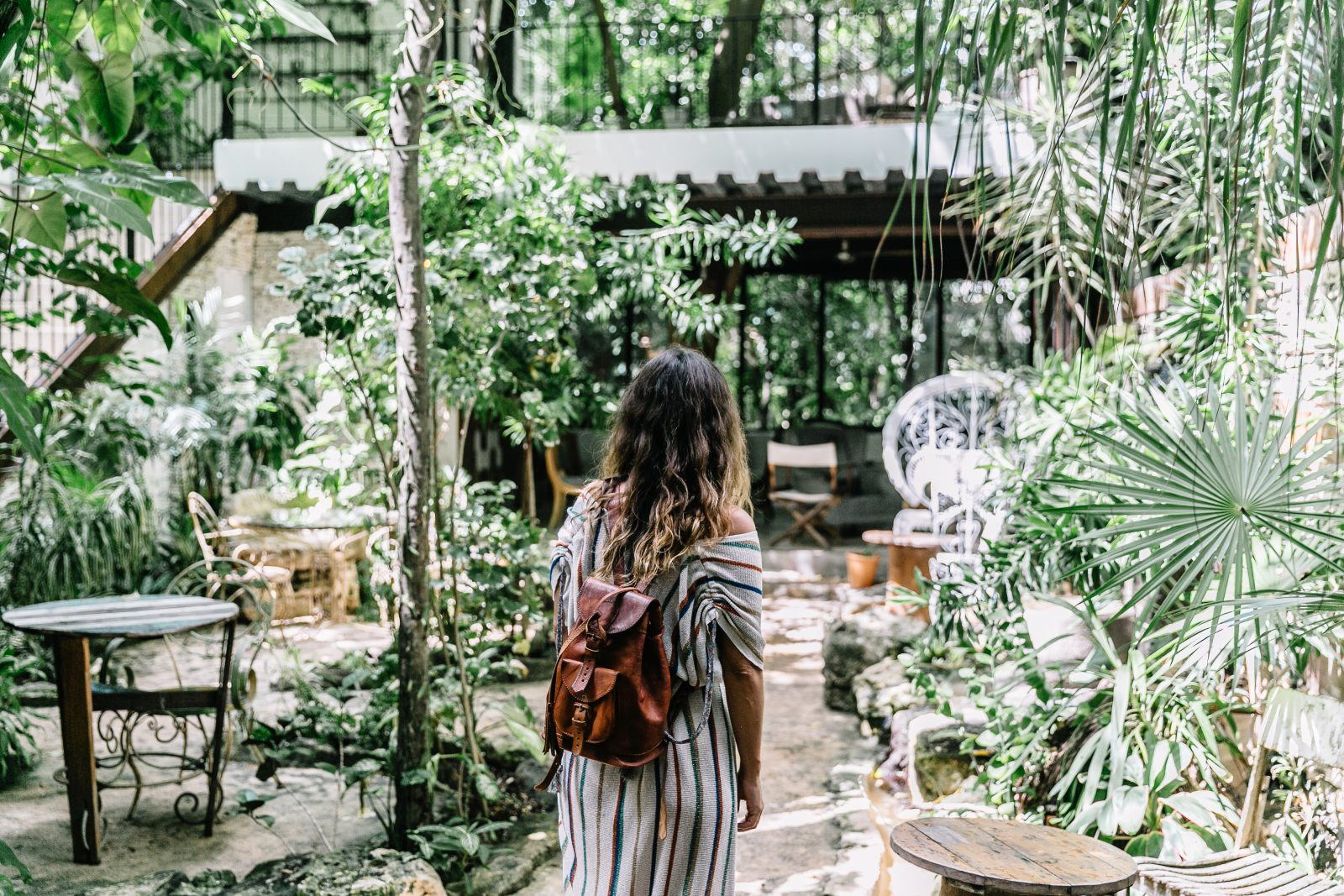 stripped_dress-leather_backpack-suede_espadrilles-mayan_ruins-hotel_esencia-sanara_tulum-beach-mexico-outfit-collage_vintage-2