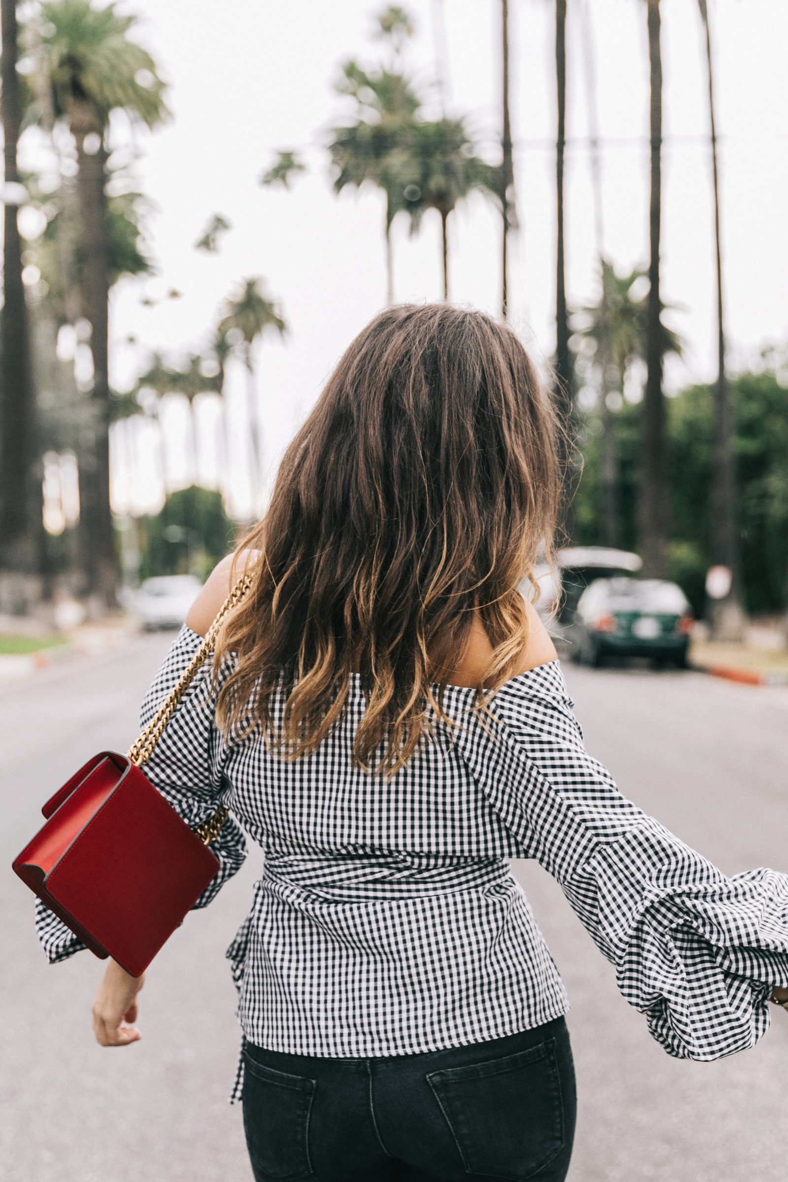 beverly_hills-off_the_shoulders_shirt-plaid-skinny_jeans-ripped_jeans-sincerely_jules_shop-gucci_bag-chicwish-outfit-street_style-los_angeles-collage_vintage-13