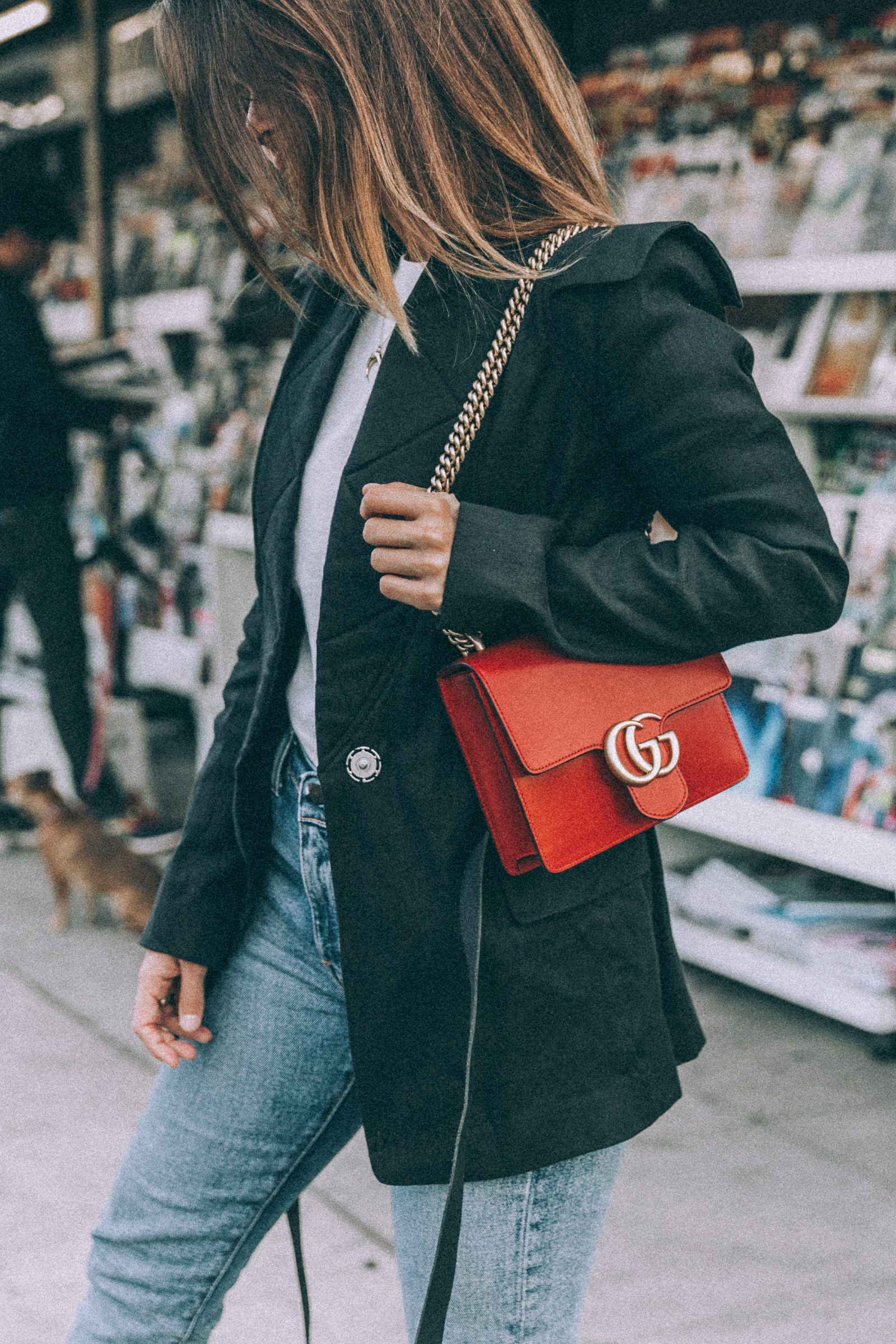 red_bag-snake_boots-gucci-levis-jeans-denim-iro_paris-black_blazer-los_angeles-la-fairfax-outfit-street_style-collage_vintage-7
