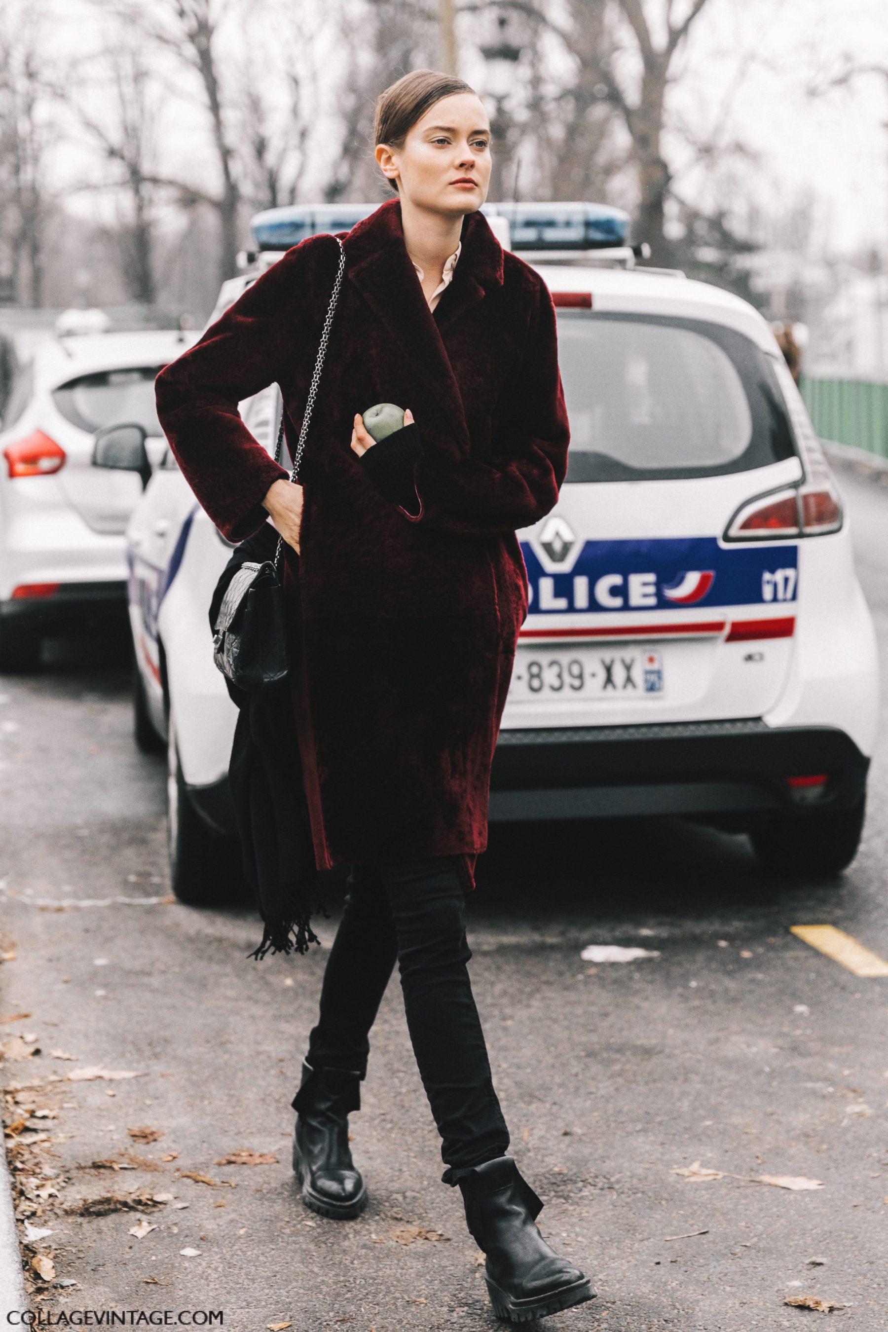 Blackfashion Blog Facebook Puksies Wardrobe Tumblr: Street Style Paris Couture II