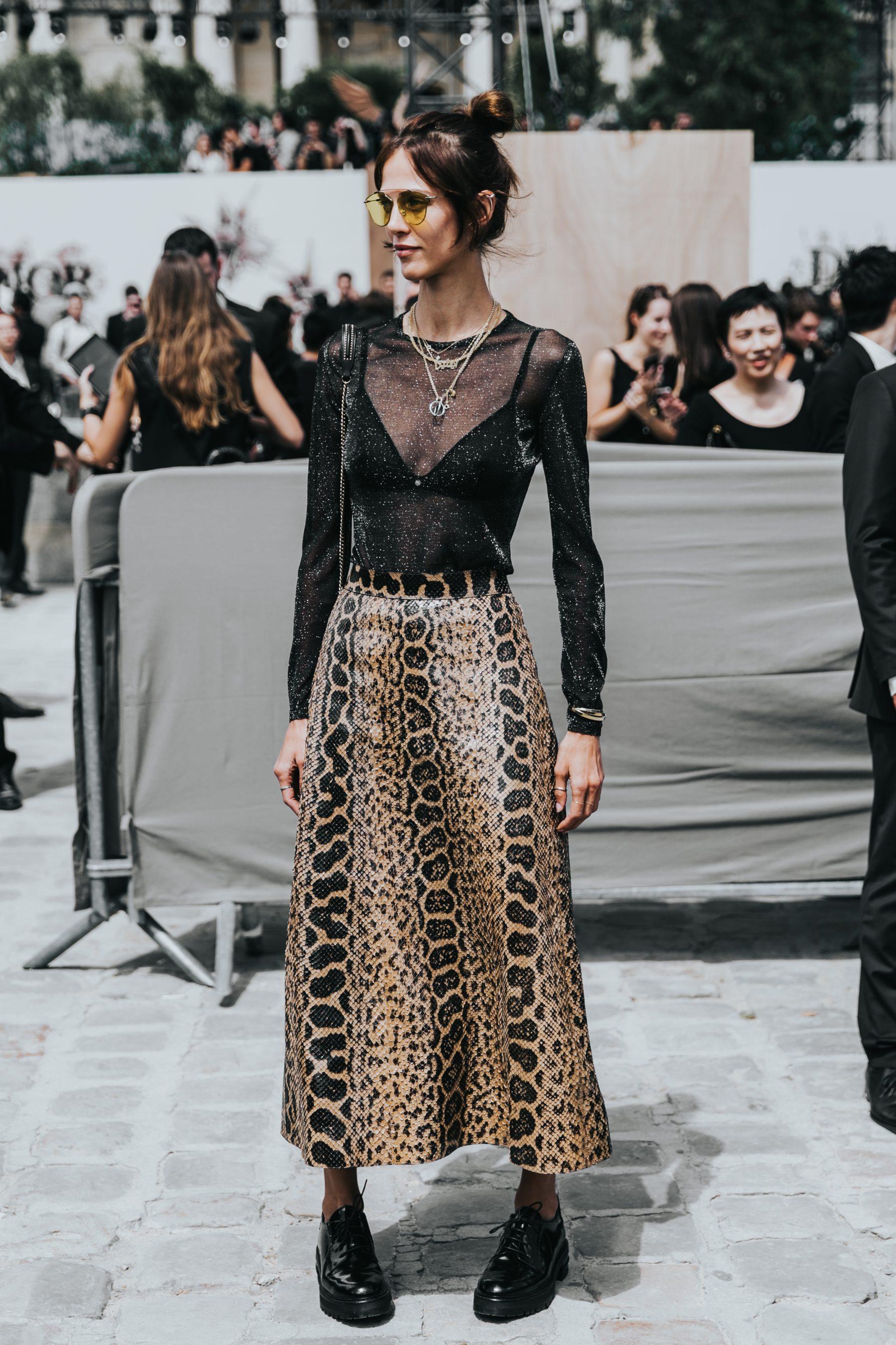 Paris haute couture i collage vintage for Haute couture