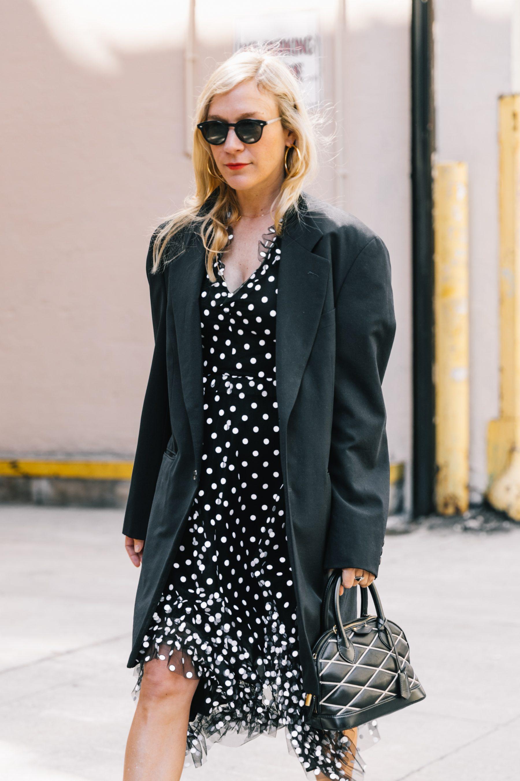 Chloe Sevigny Street Style 2017