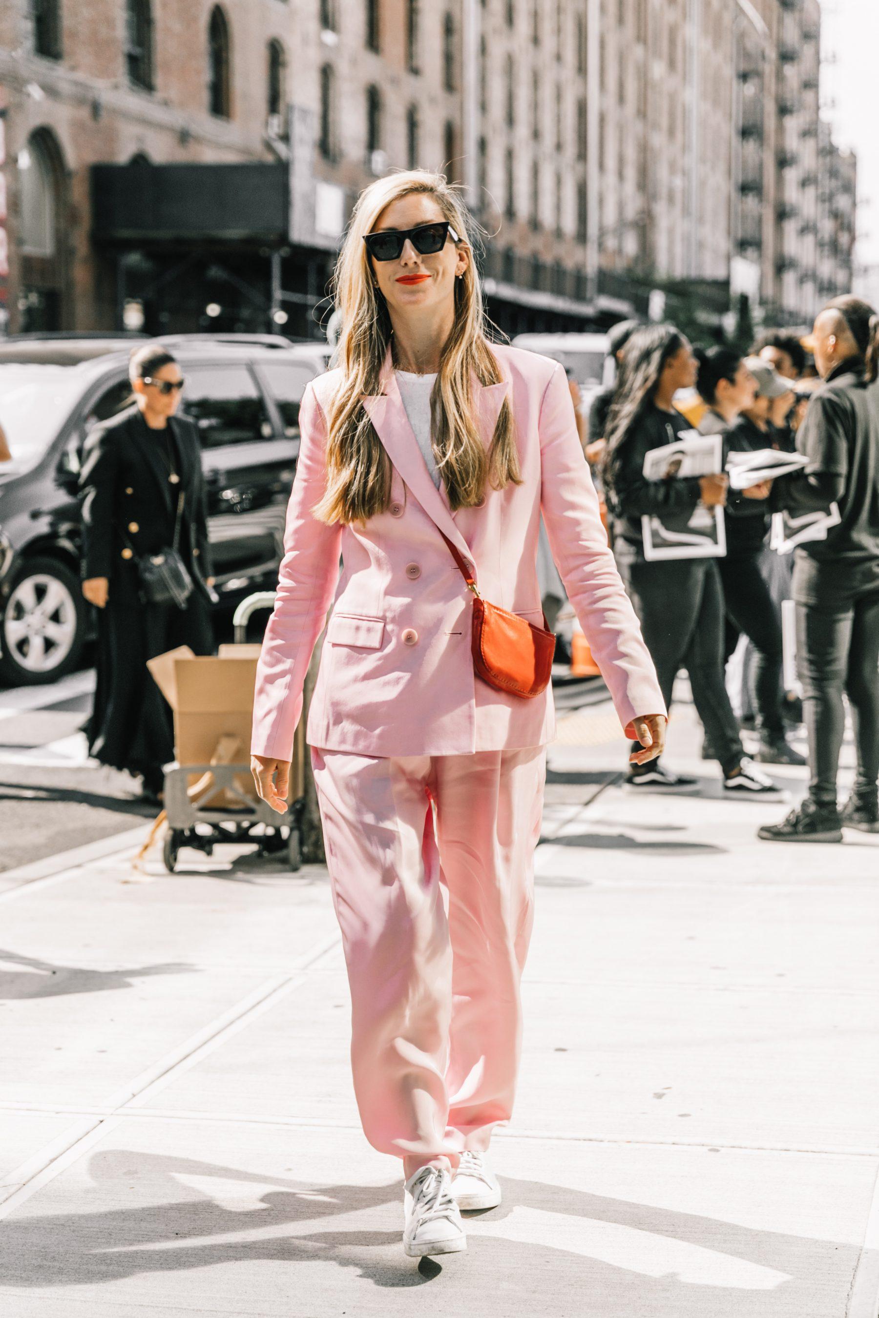 Street Style Fashion Layered Style: NYFW SS18 Street Style IV