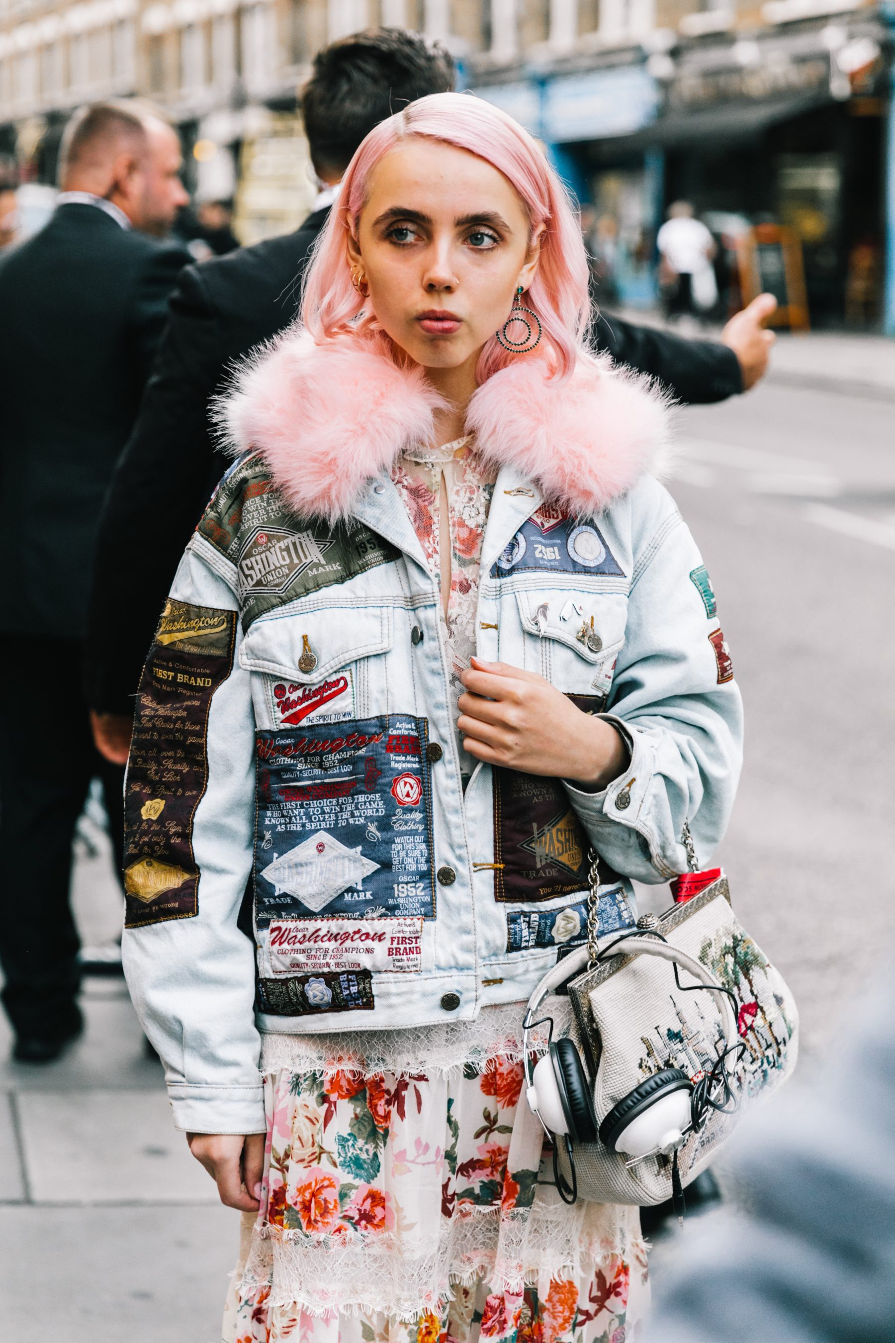 London Ss18 Street Style Ii Collage Vintage