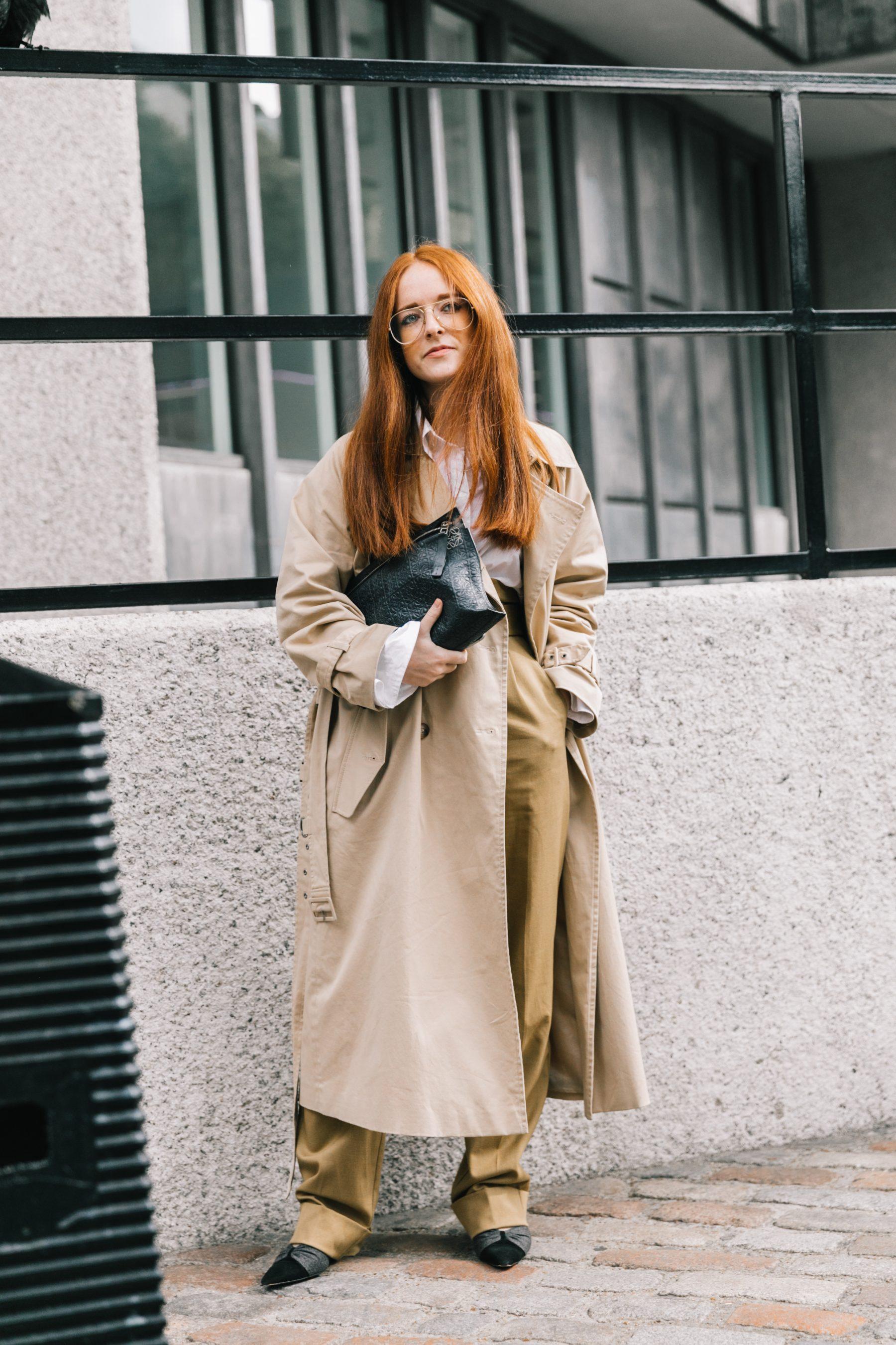Sarah Ellen Paris Fashion Week