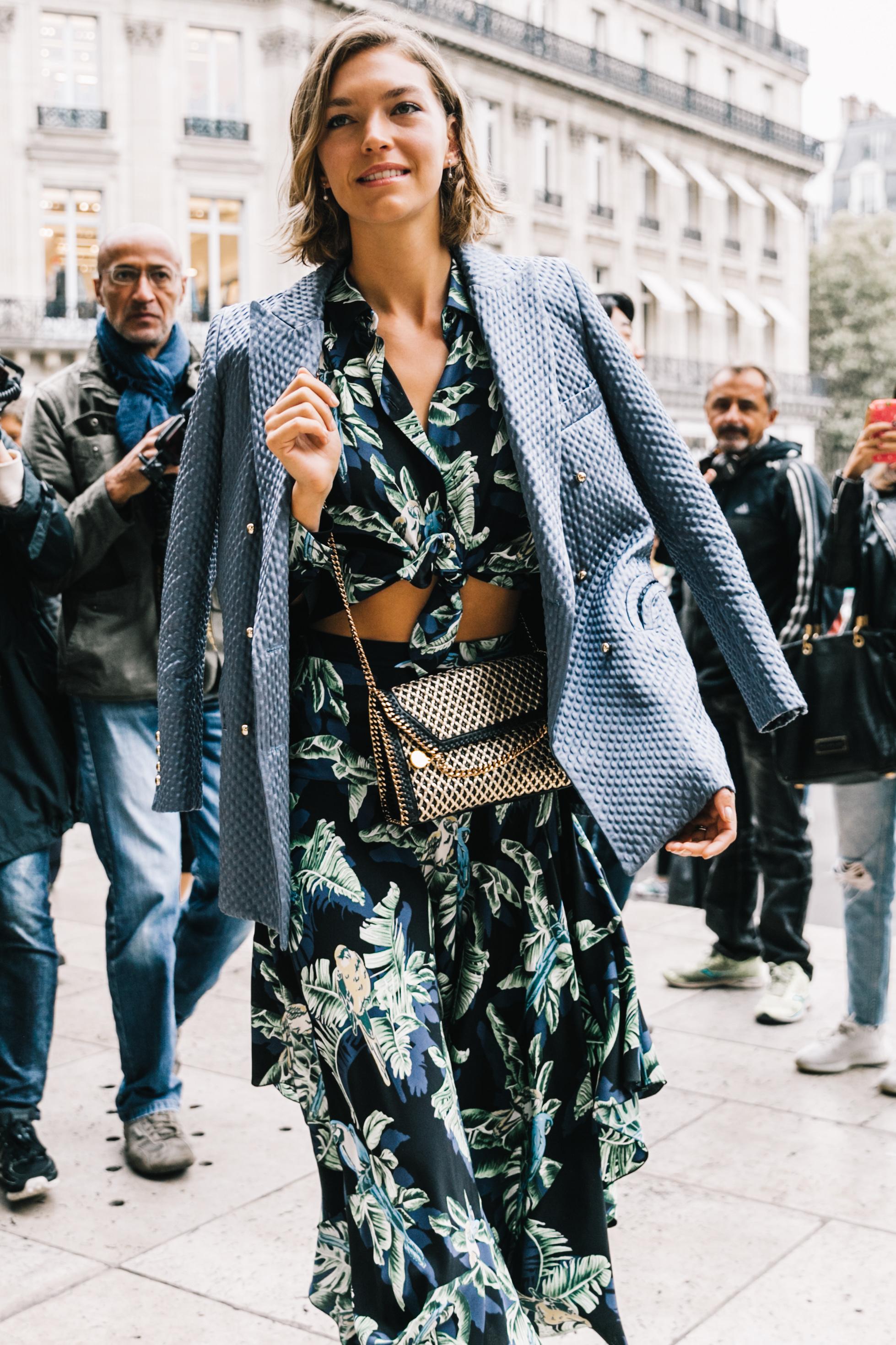 Paris SS18 Street Style V