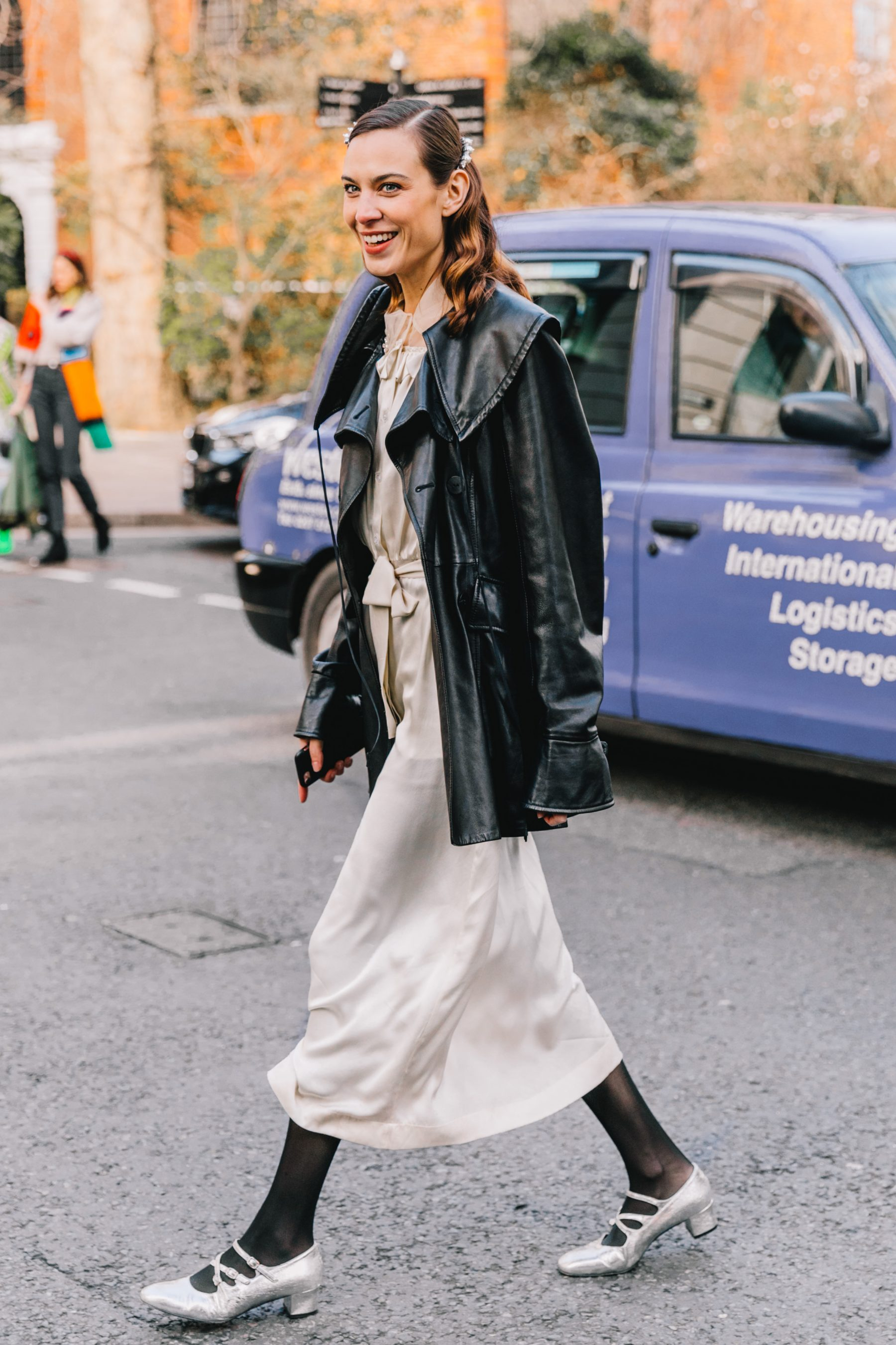 Lfw Fall 18 19 Street Style Ii Collage Vintage