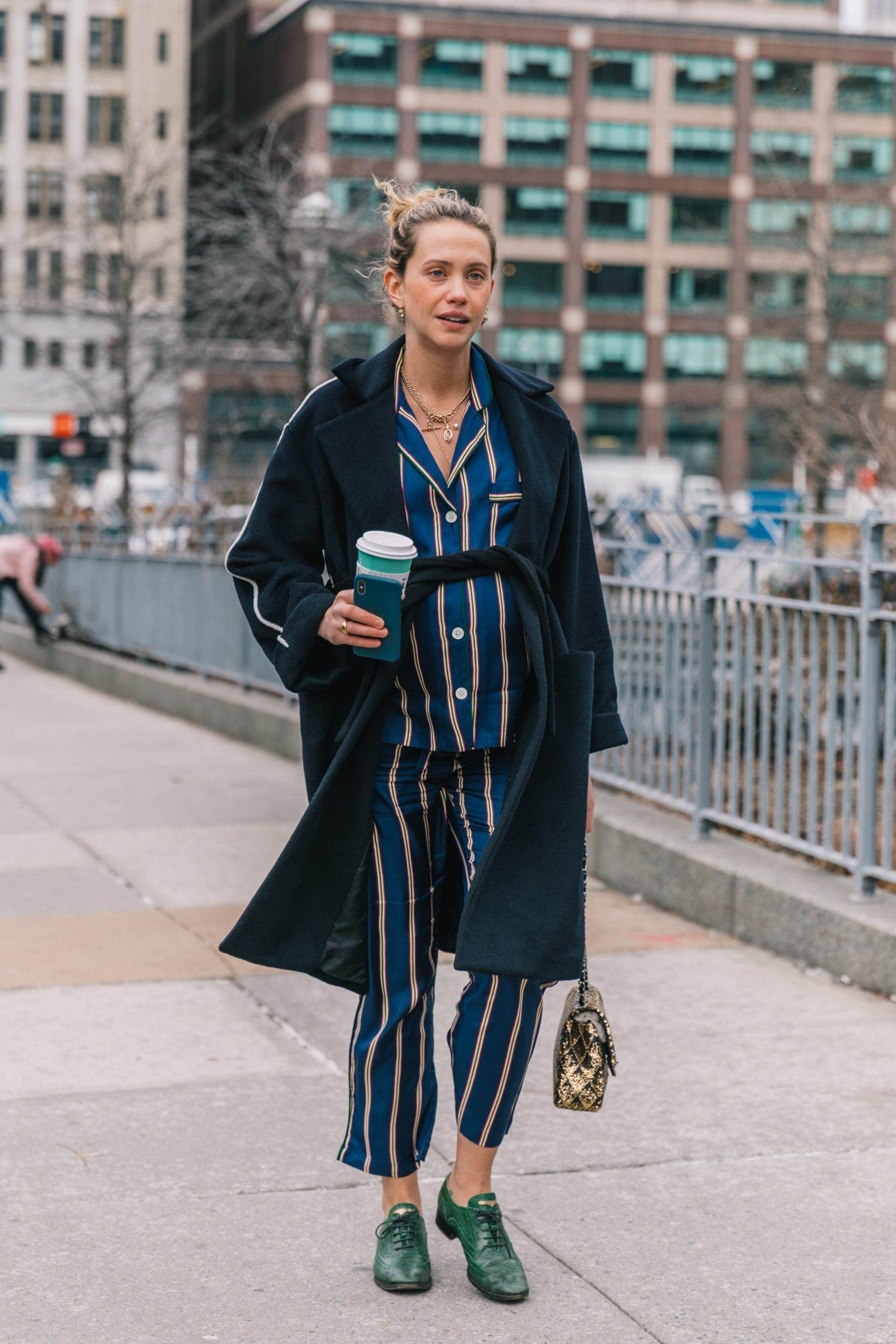 19 Stylish Fall Outfits Worth Copying: NYFW FALL 18/19 STREET STYLE IV