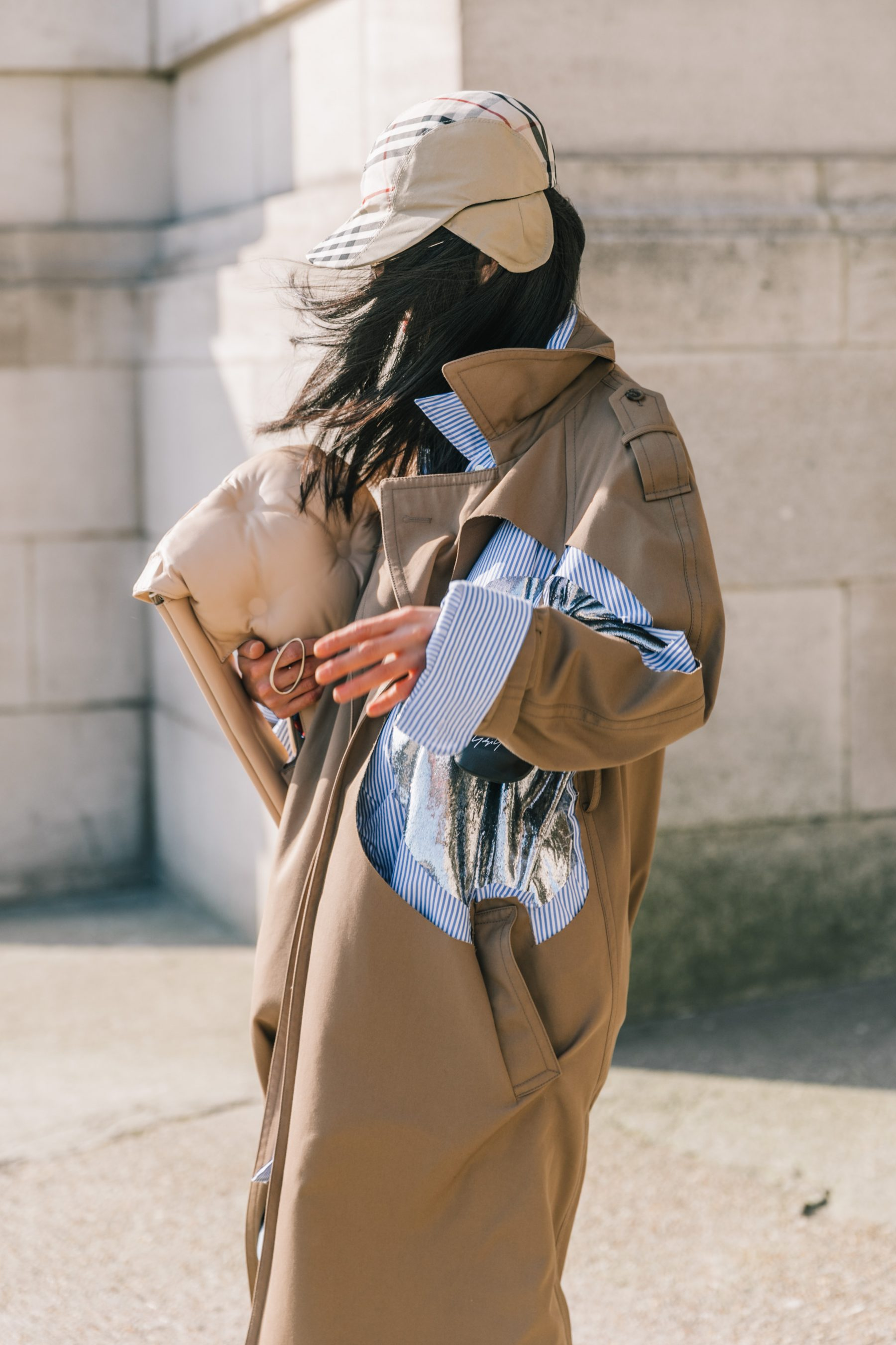 Street Style Paris Fashion Week by Collage Vintage
