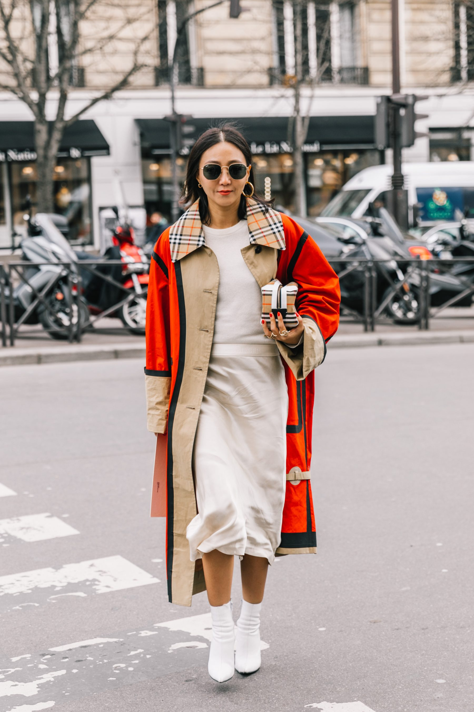 19 Stylish Fall Outfits Worth Copying: PARIS FALL 18/19 STREET STYLE III