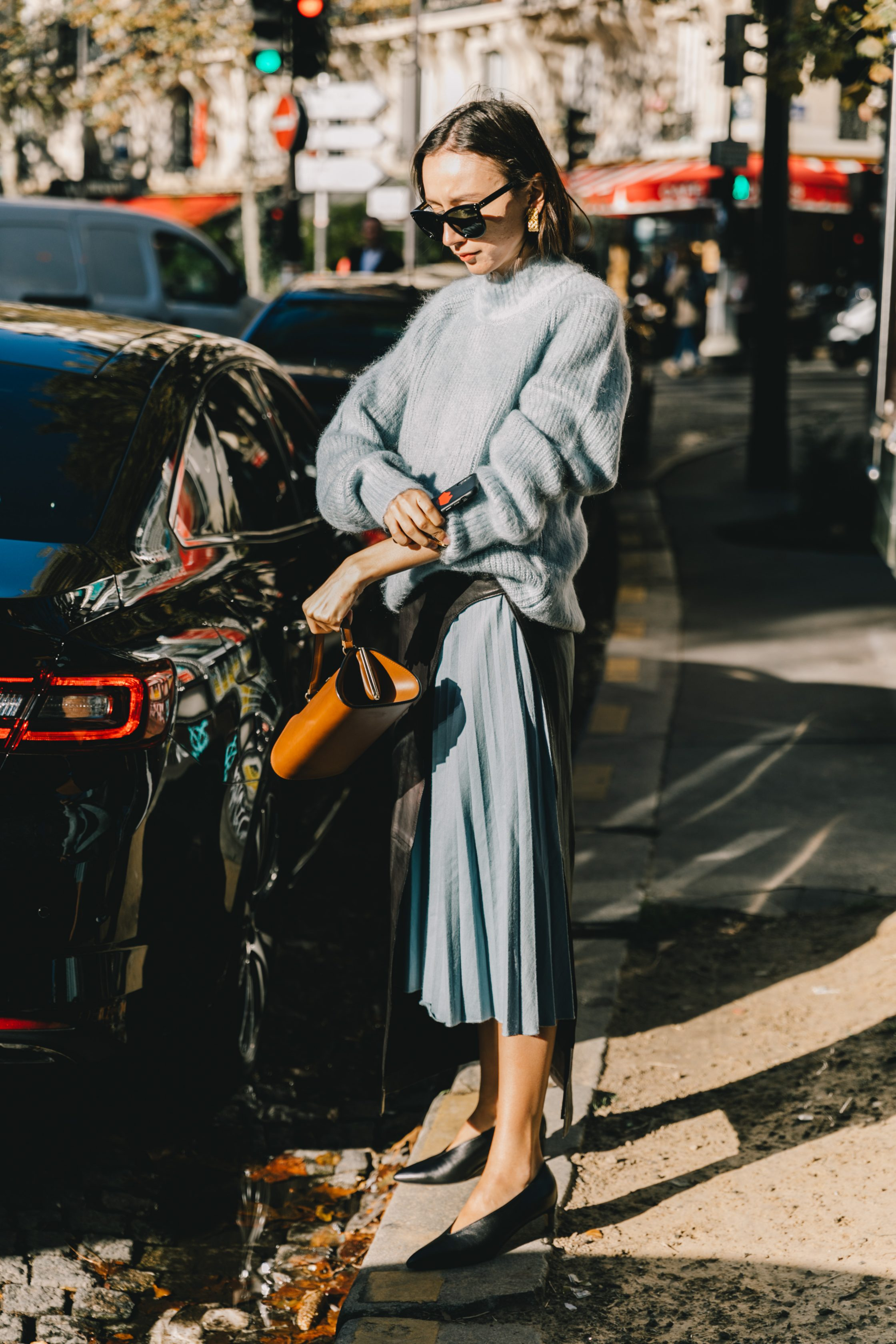 Street Style at Paris Fashion Week Spring Summer 2019 by Collage Vintage