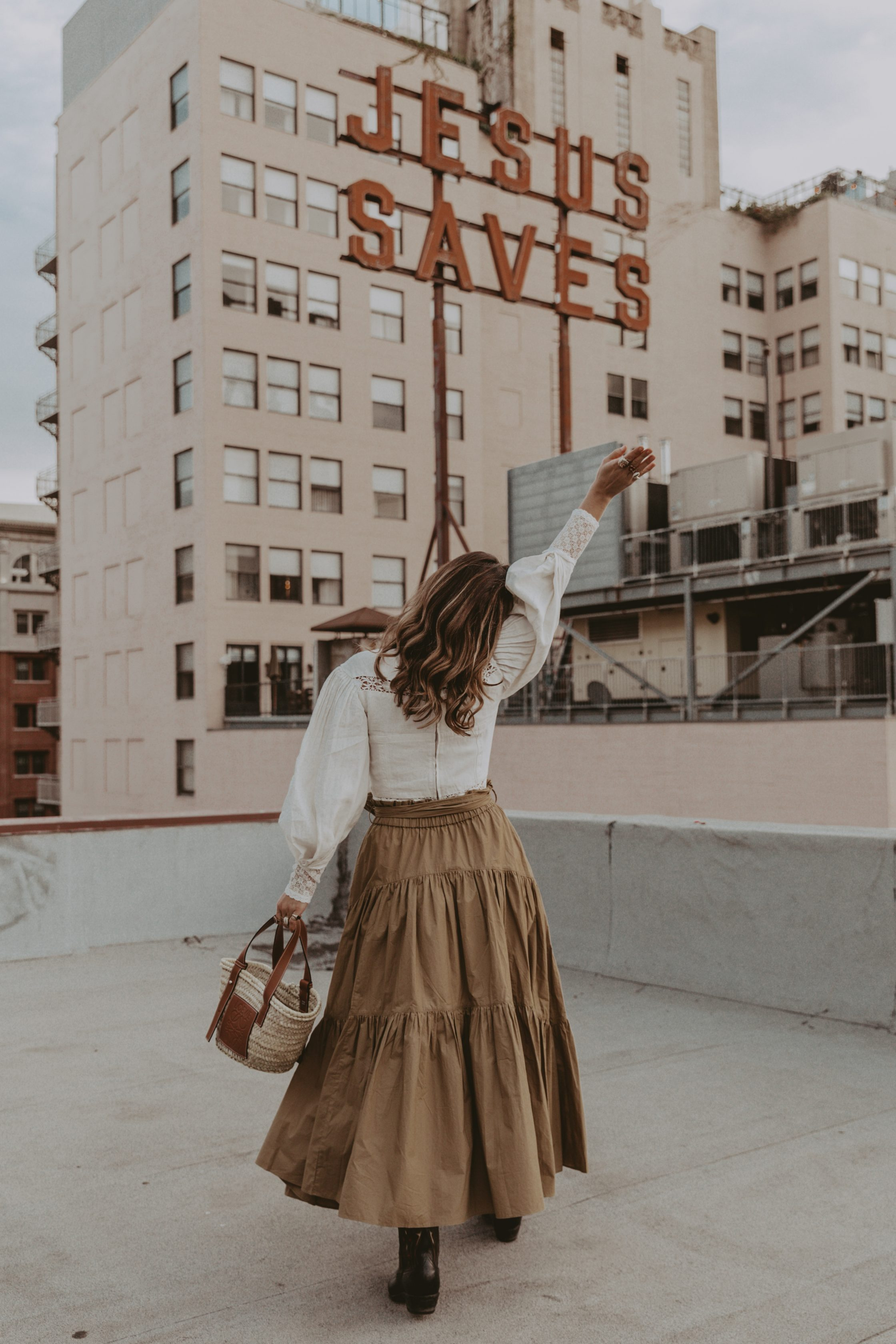 How to wear Cowboy Trend